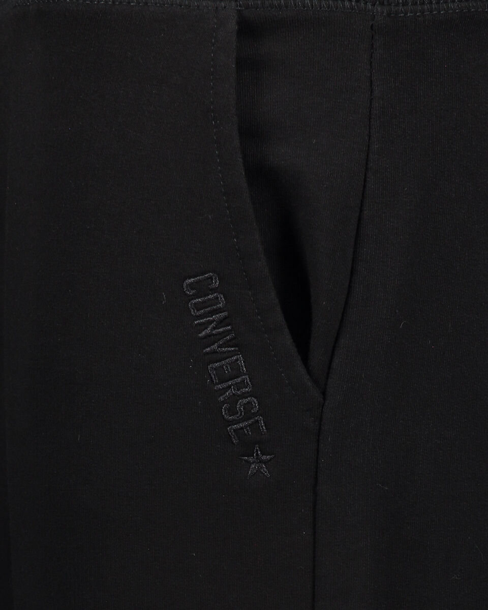 Pantalone CONVERSE LOGO CLASSIC W S5181155 scatto 3