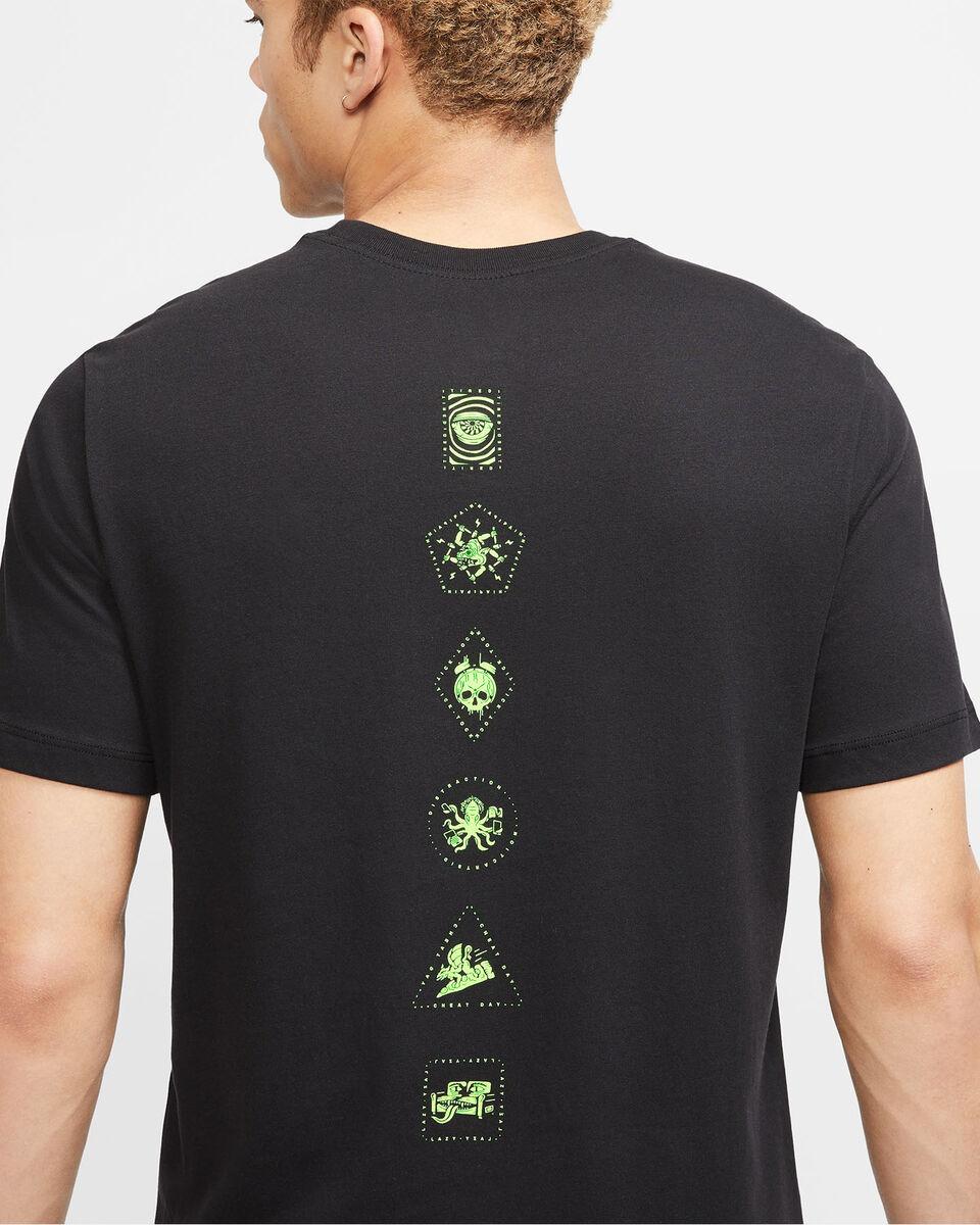 T-Shirt training NIKE DRI-FIT M S5196422 scatto 3