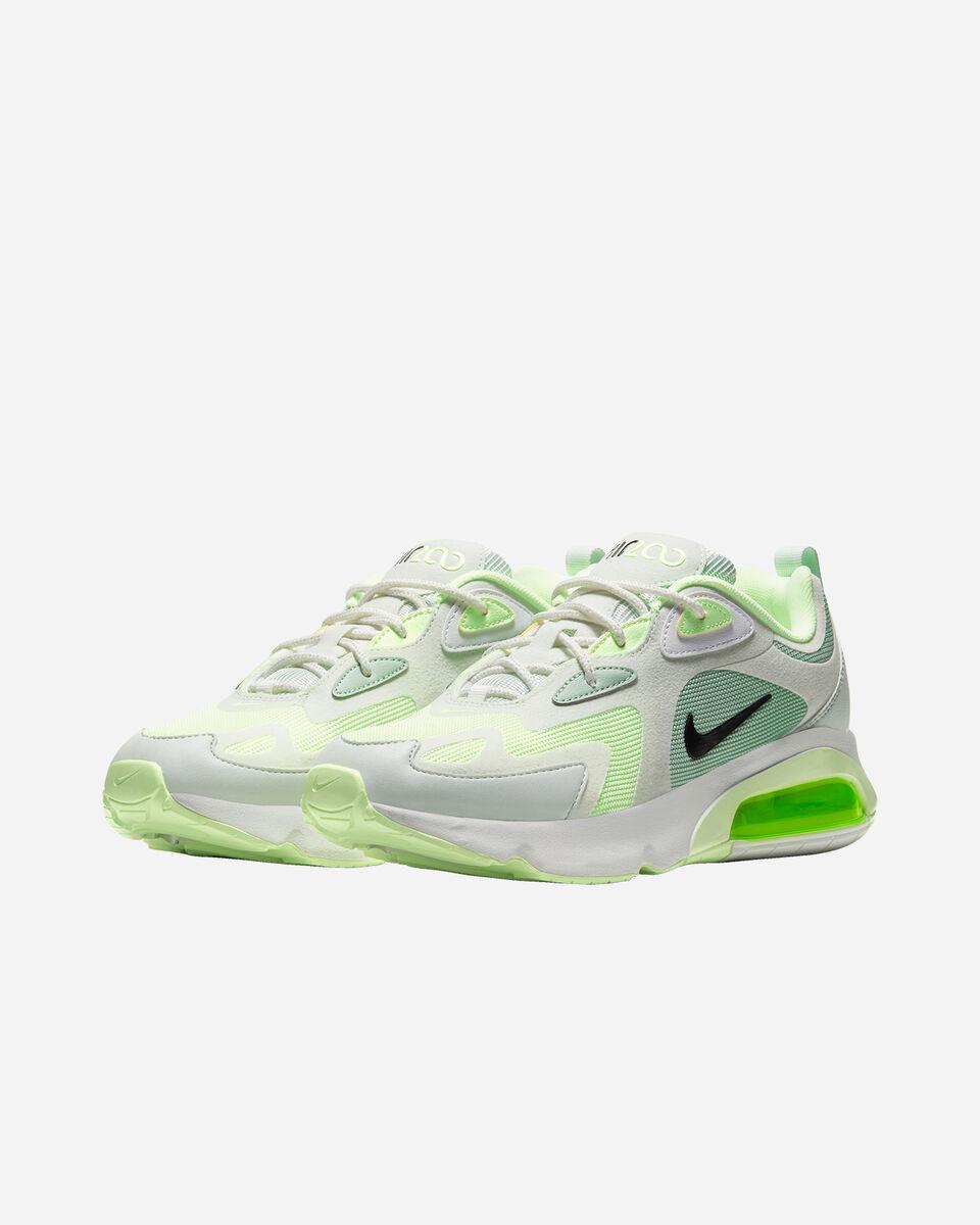 Scarpe sneakers NIKE AIR MAX 200 W S5162240|300|8 scatto 1