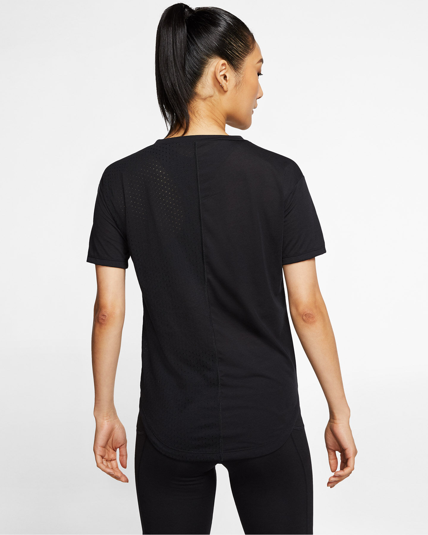 T-Shirt running NIKE ICON CLASH W S5164929 scatto 3
