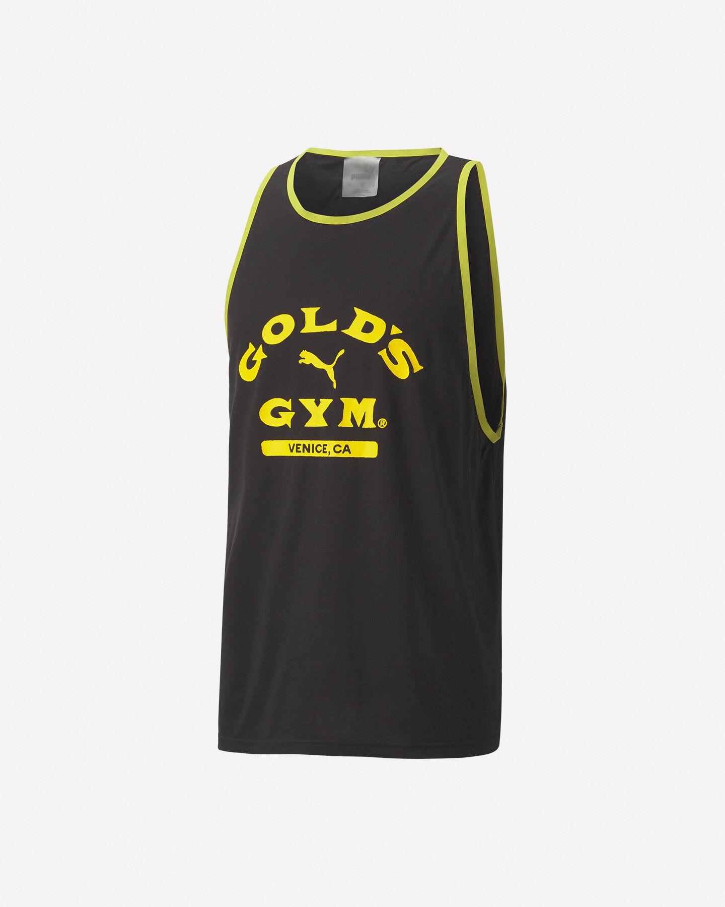Canotta PUMA GOLD'S GYM M S5197188 scatto 0