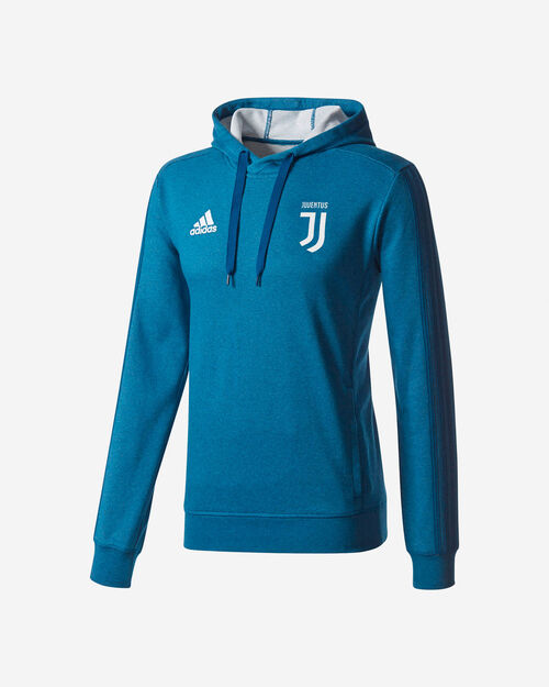 0ec631caa42275 Abbigliamento Calcio Adidas Juventus Hoodie 17-18 M B39722   Cisalfa ...