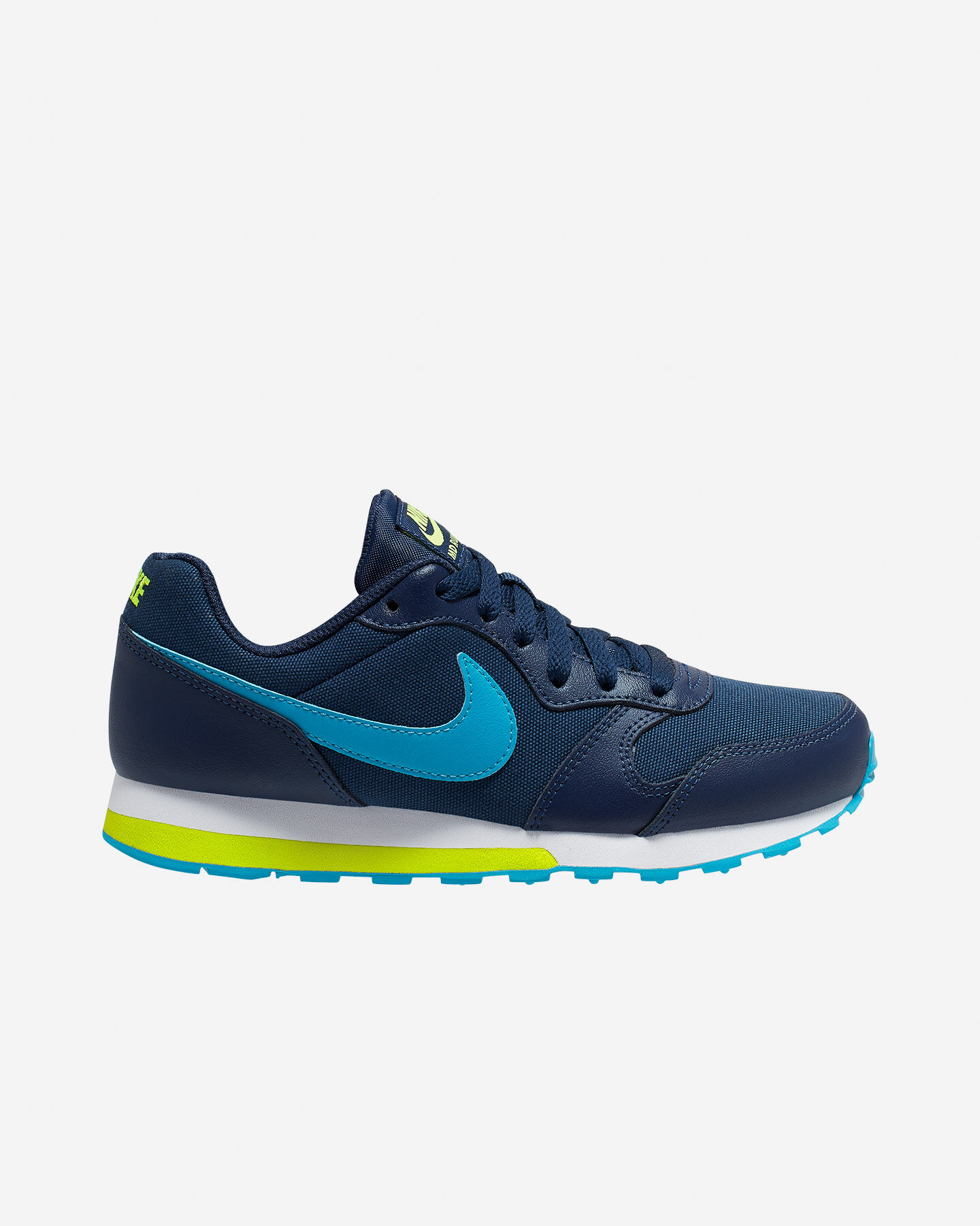 Scarpe sportive NIKE MD RUNNER 2 JR GS S5161200 scatto 0