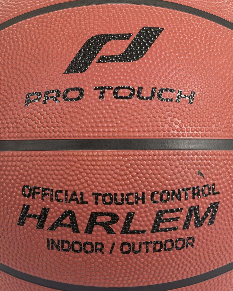 Pallone basket PRO TOUCH HARLEM BASKET S2000097 scatto 2