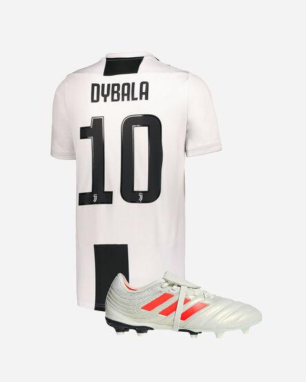 adidas SET DYBALA HOME 18/19 + SCARPA COPA GLORO 19.2 FG