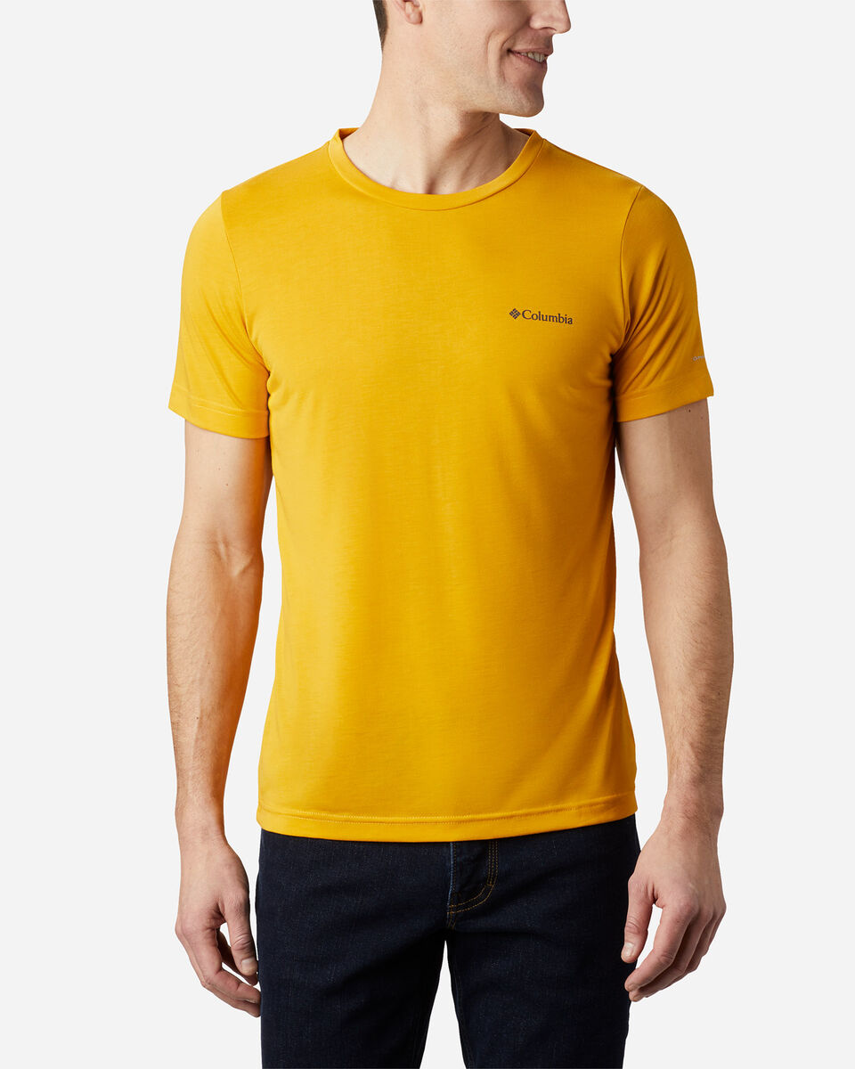 T-Shirt COLUMBIA MAXTRAIL LOGO M S5174871 scatto 1