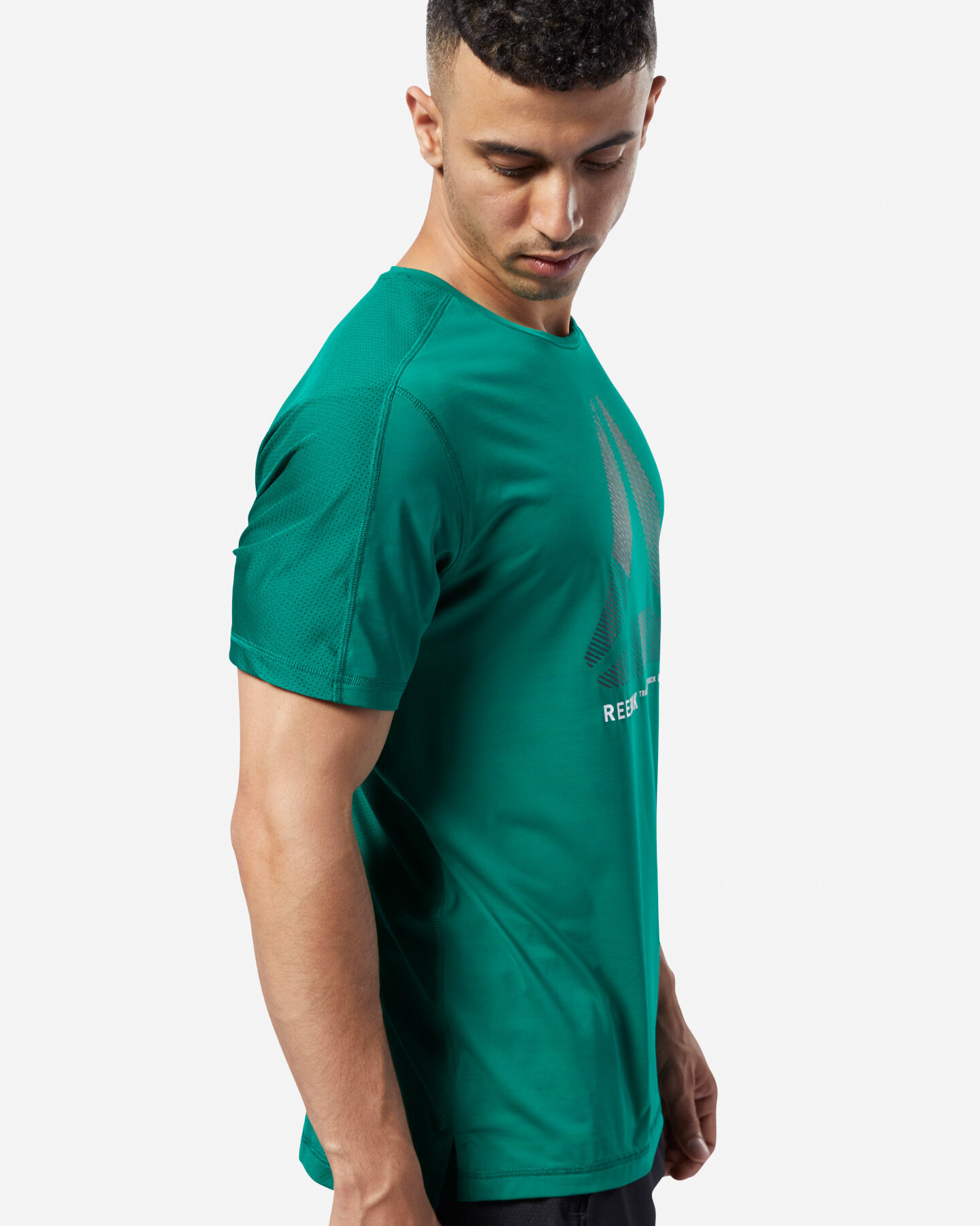 T-Shirt training REEBOK ONE SERIES TRAINING ACTIVCHILL MOVE M S5082234 scatto 3