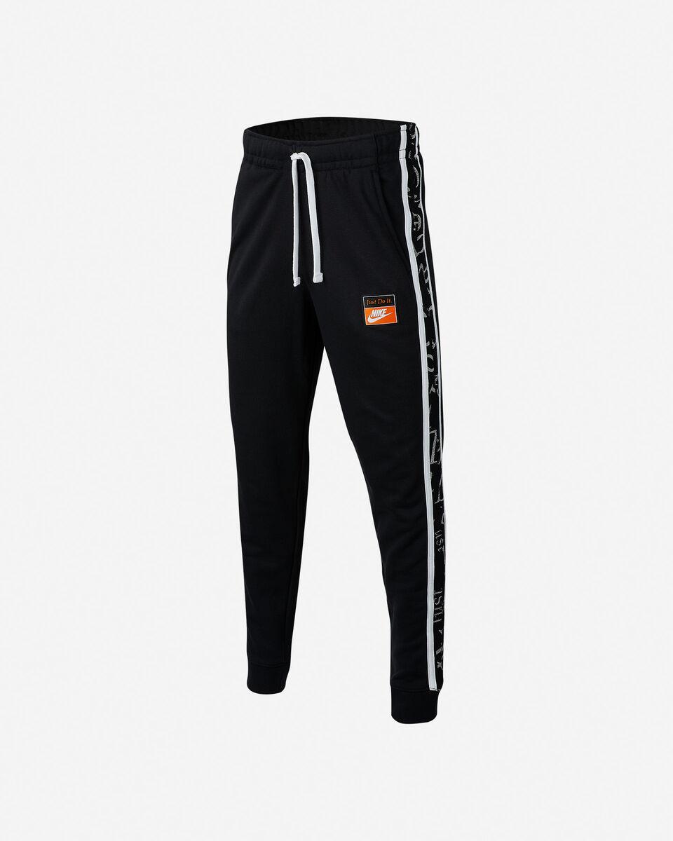 Pantalone NIKE LETTER JR S5164571 scatto 0