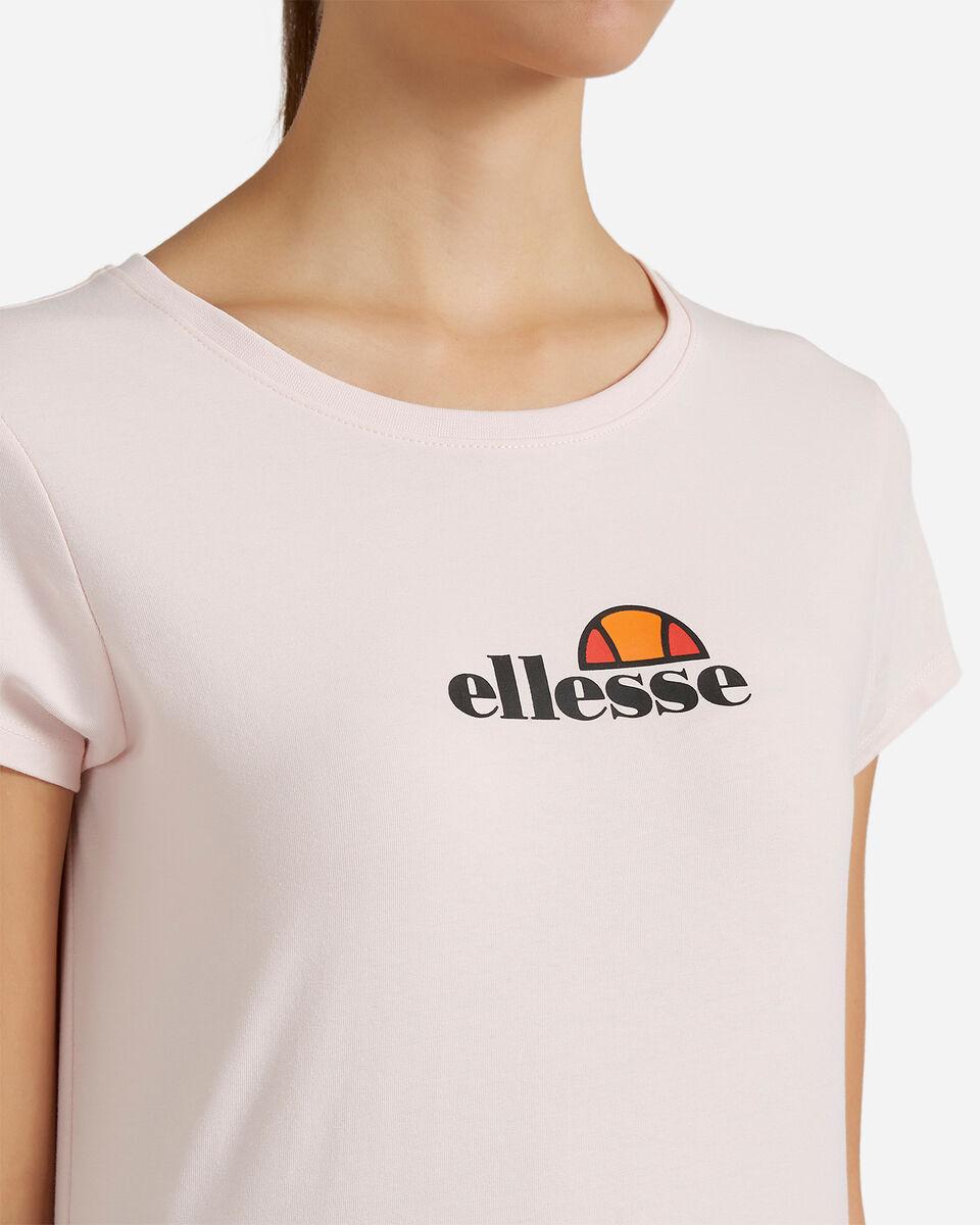 T-Shirt ELLESSE MC LOGO W S4081242 scatto 4