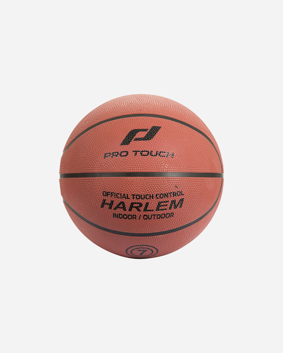 Pallone basket PRO TOUCH HARLEM BASKET S2000097 scatto 0