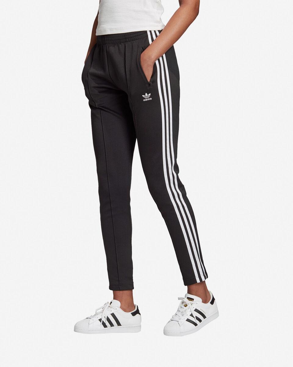 Pantalone ADIDAS INTERLOCK SLIM W S5210188 scatto 2