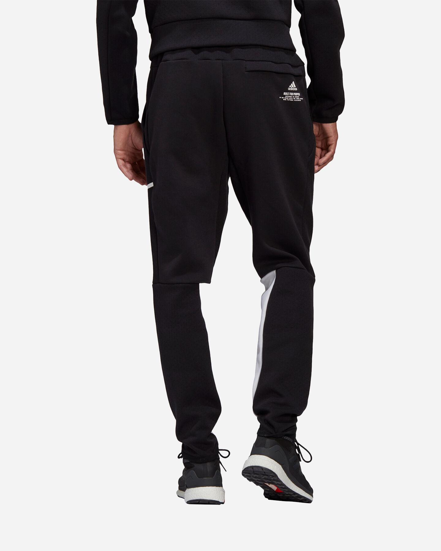 Pantalone ADIDAS ZONE M S5228115 scatto 4