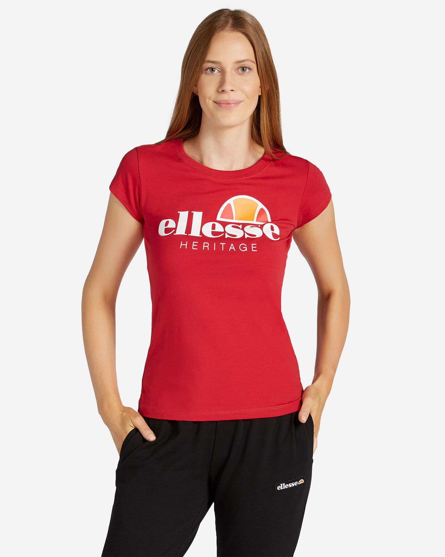 T-Shirt ELLESSE LOGO W S5090582 scatto 0