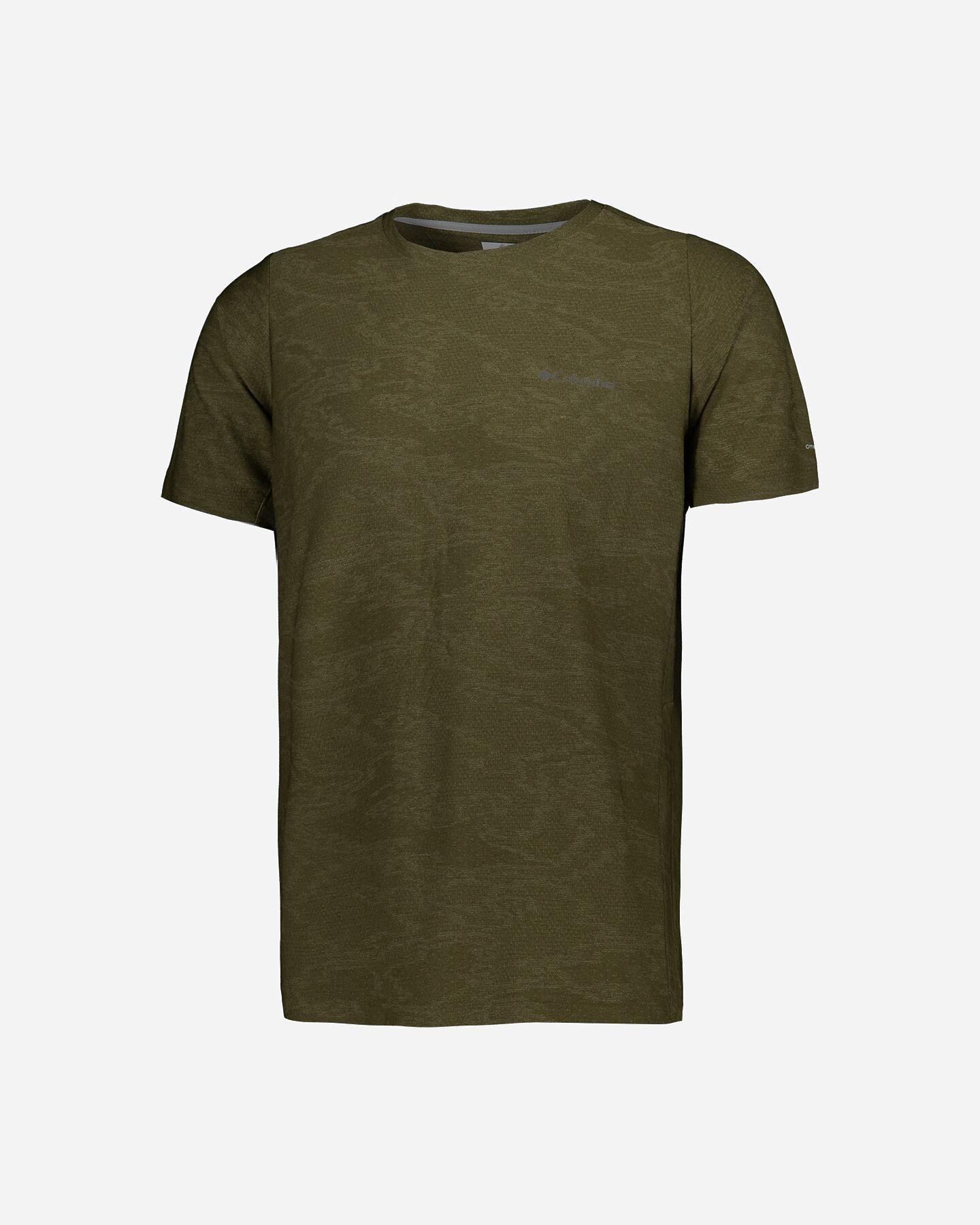 T-Shirt COLUMBIA MAXTRAIL LOGO M S5174874 scatto 0