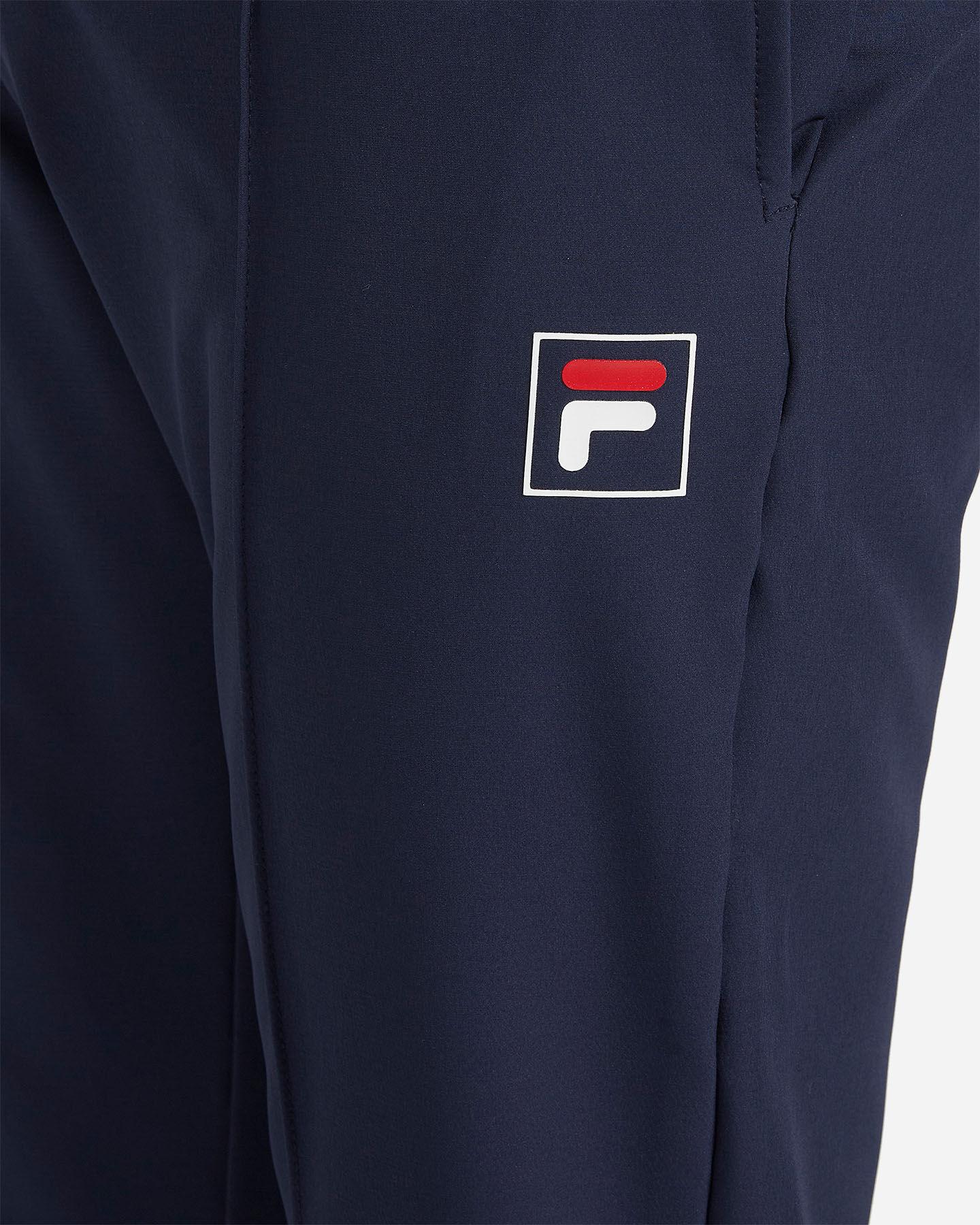 Abbigliamento tennis FILA TENNIS W S4075802 scatto 2