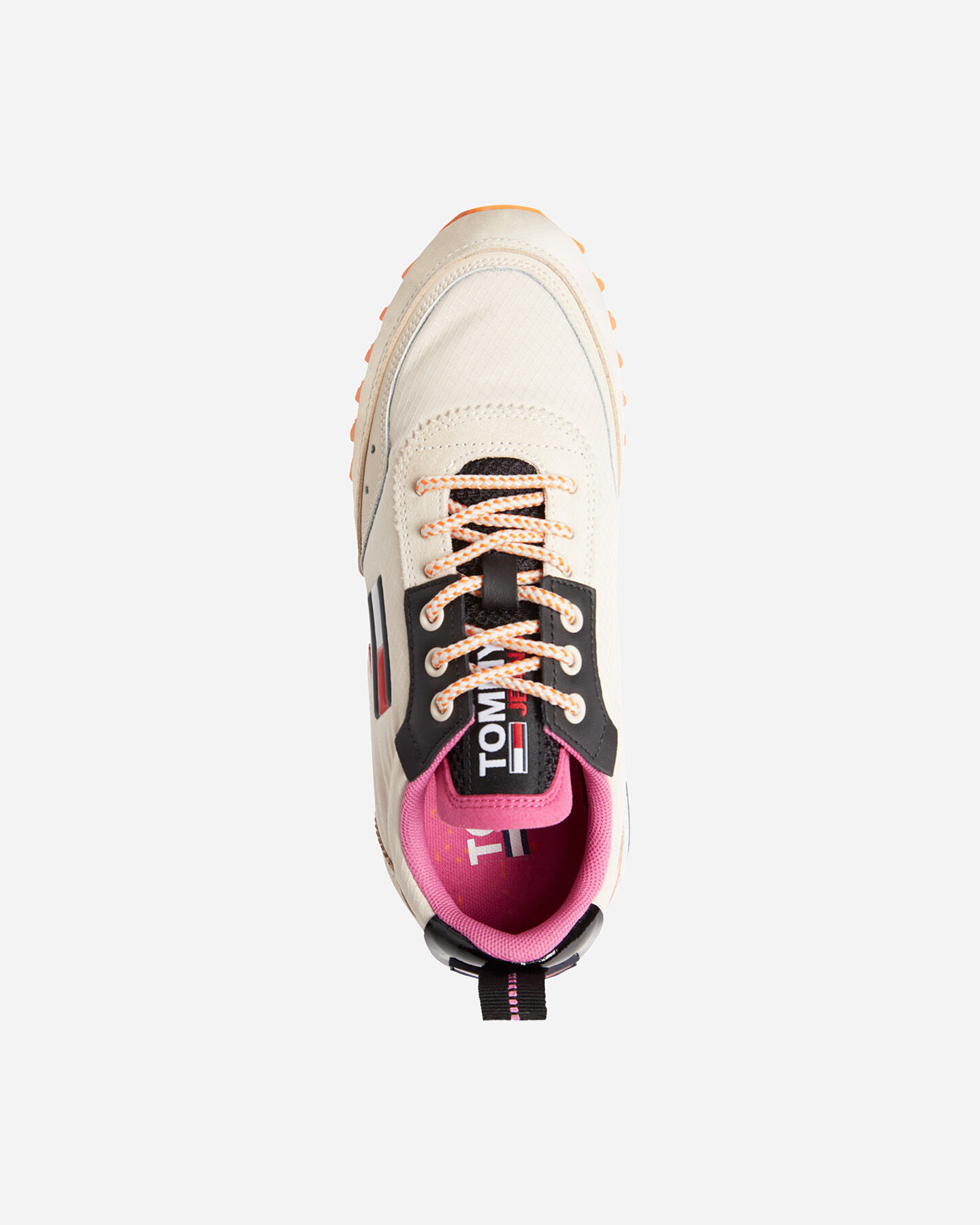 Scarpe sneakers TOMMY HILFIGER THE CLEAT W S4099671 scatto 2