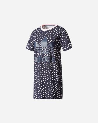 T-Shirt ADIDAS TREFOIL TEE DRESS W