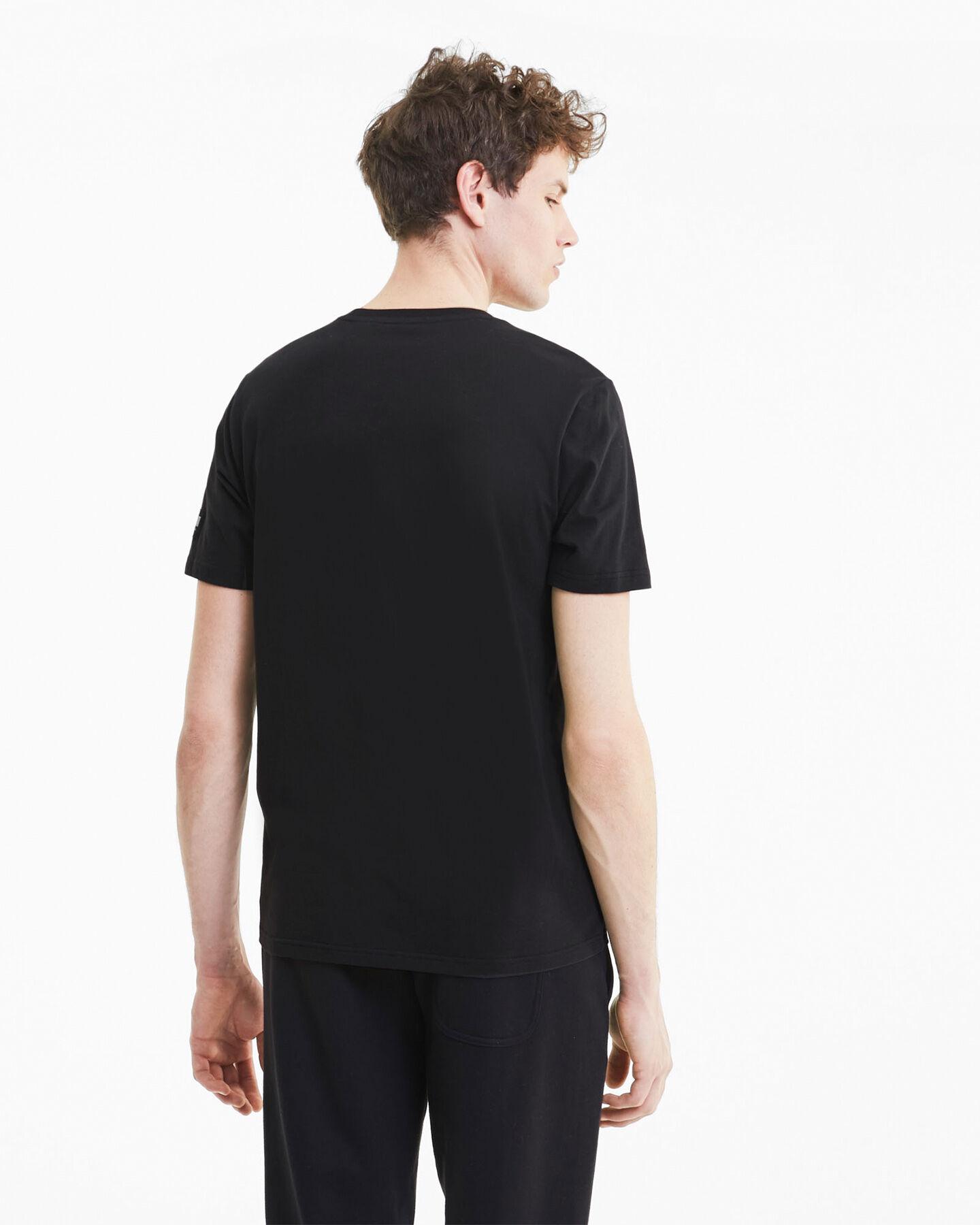 T-Shirt PUMA ATHTLETIC M S5235064|01|S scatto 3