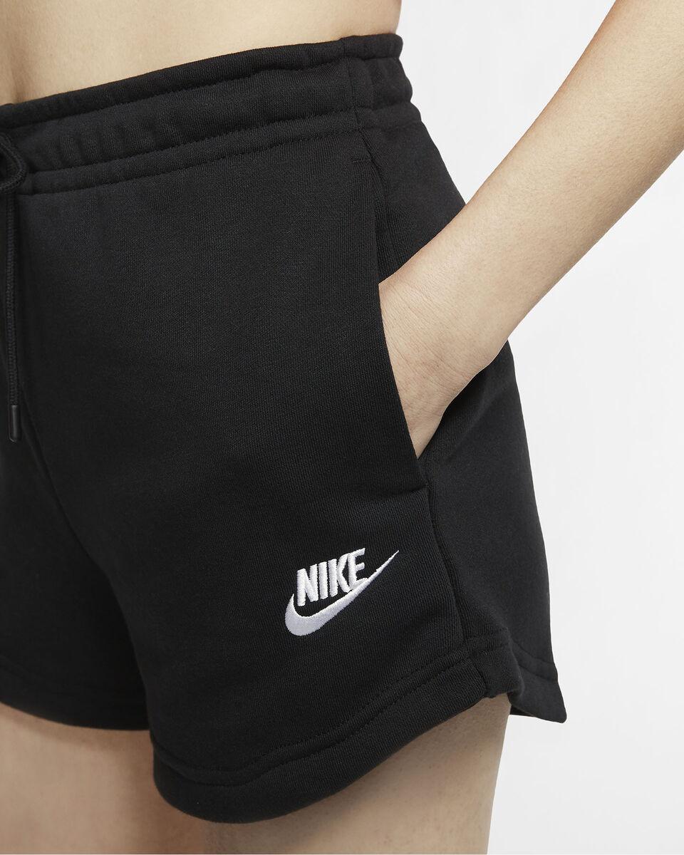 Pantaloncini NIKE SMALL LOGO ESSENTIAL  W S5195832 scatto 5
