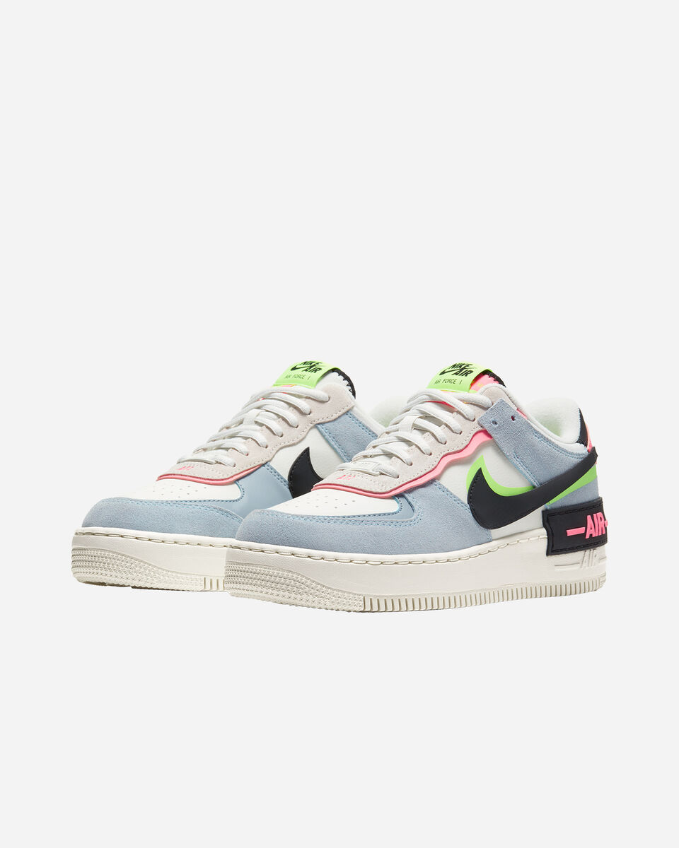 Scarpe sneakers NIKE AIR FORCE 1 SHADOW W S5270394 scatto 1