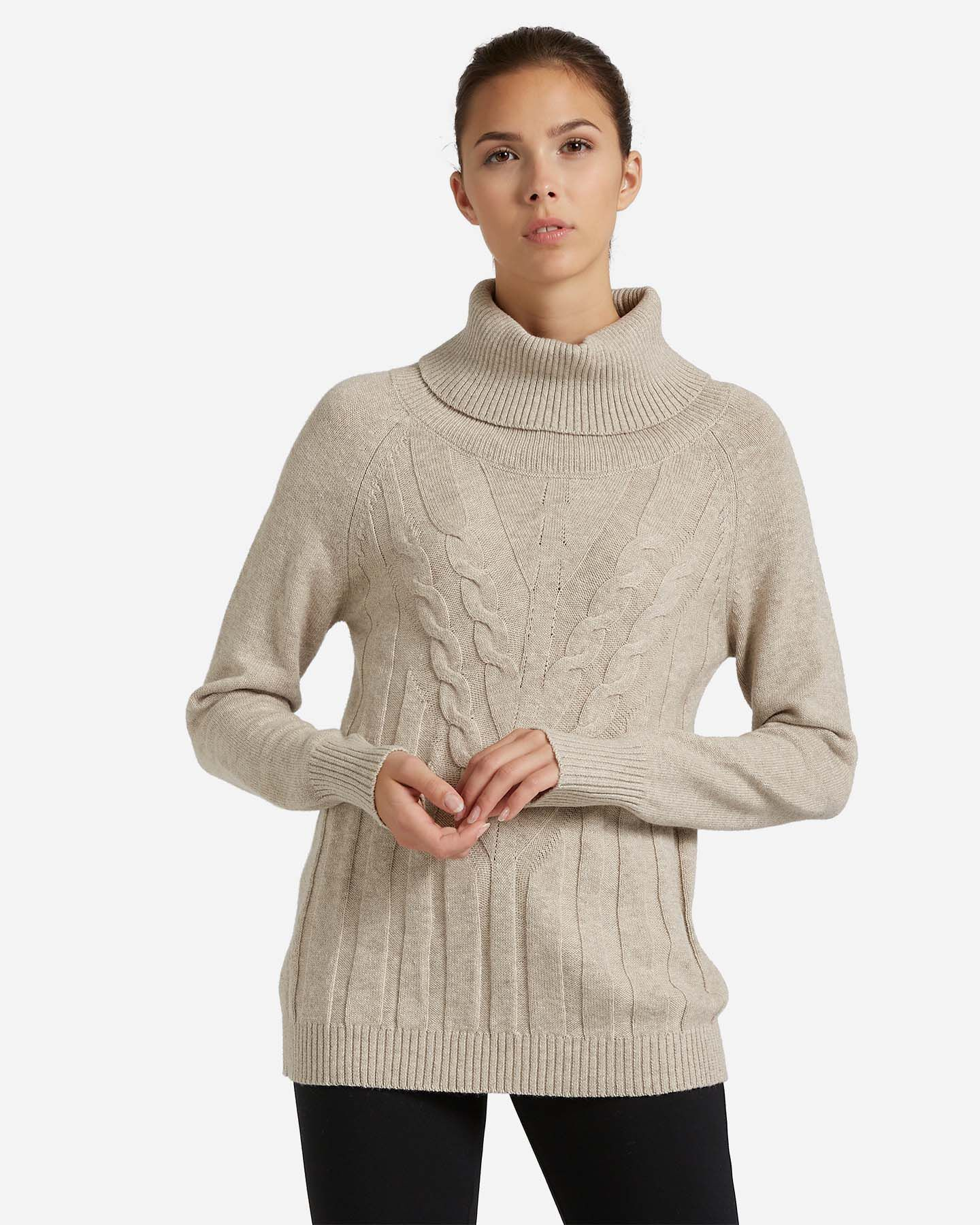 Maglione DACK'S HIGH NECK  W S4079993 scatto 0