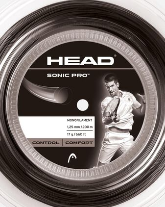 Corde tennis HEAD SONIC PRO REEL
