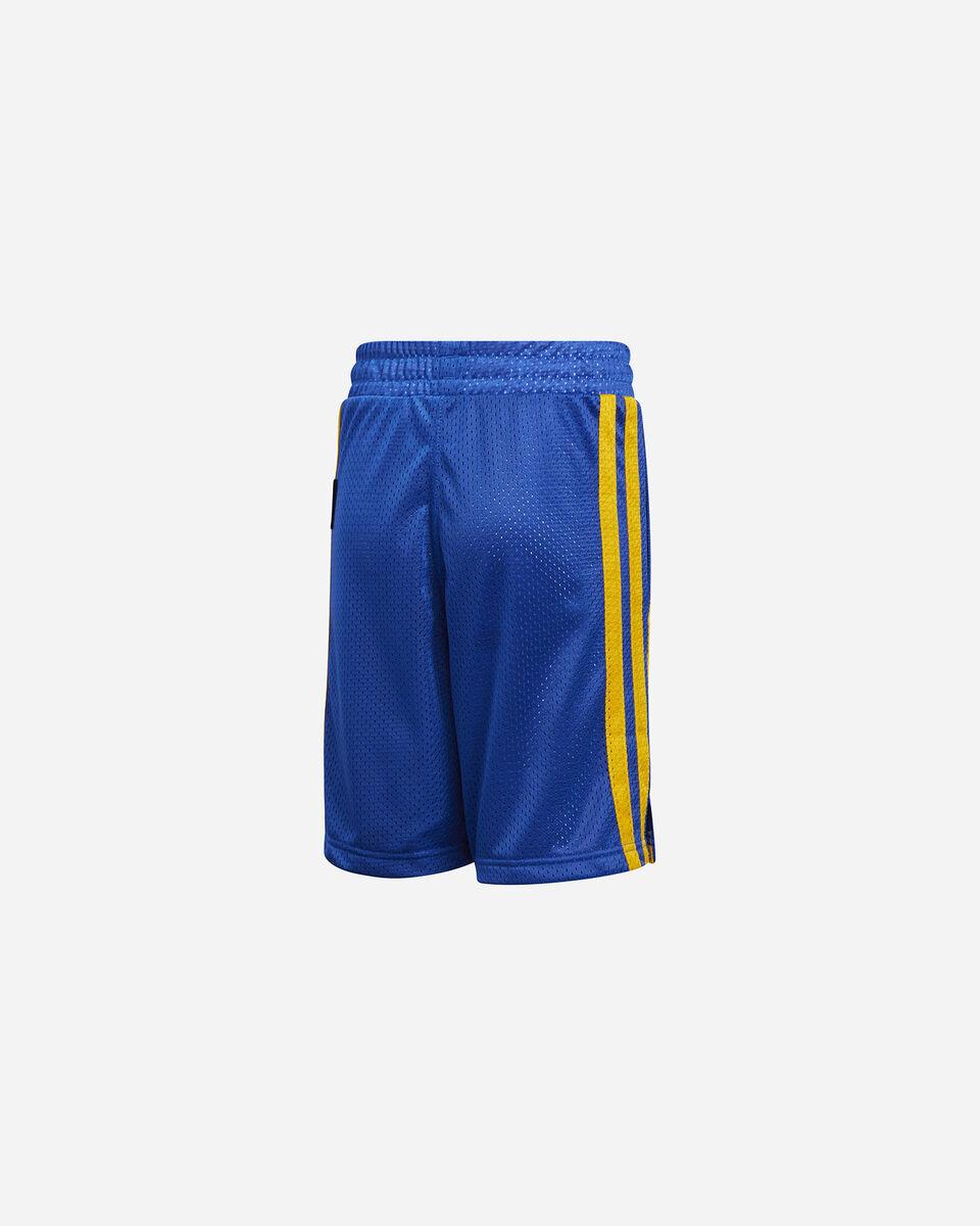 Pantaloncini basket ADIDAS LGD JR S5272031 scatto 1