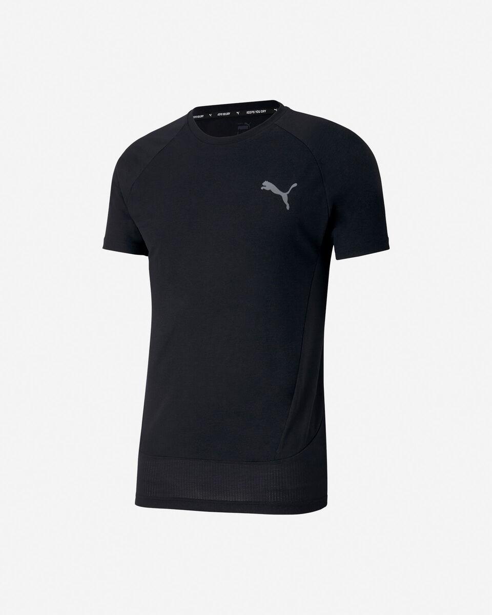 T-Shirt PUMA EVOSTRIPE M S5235081 scatto 0