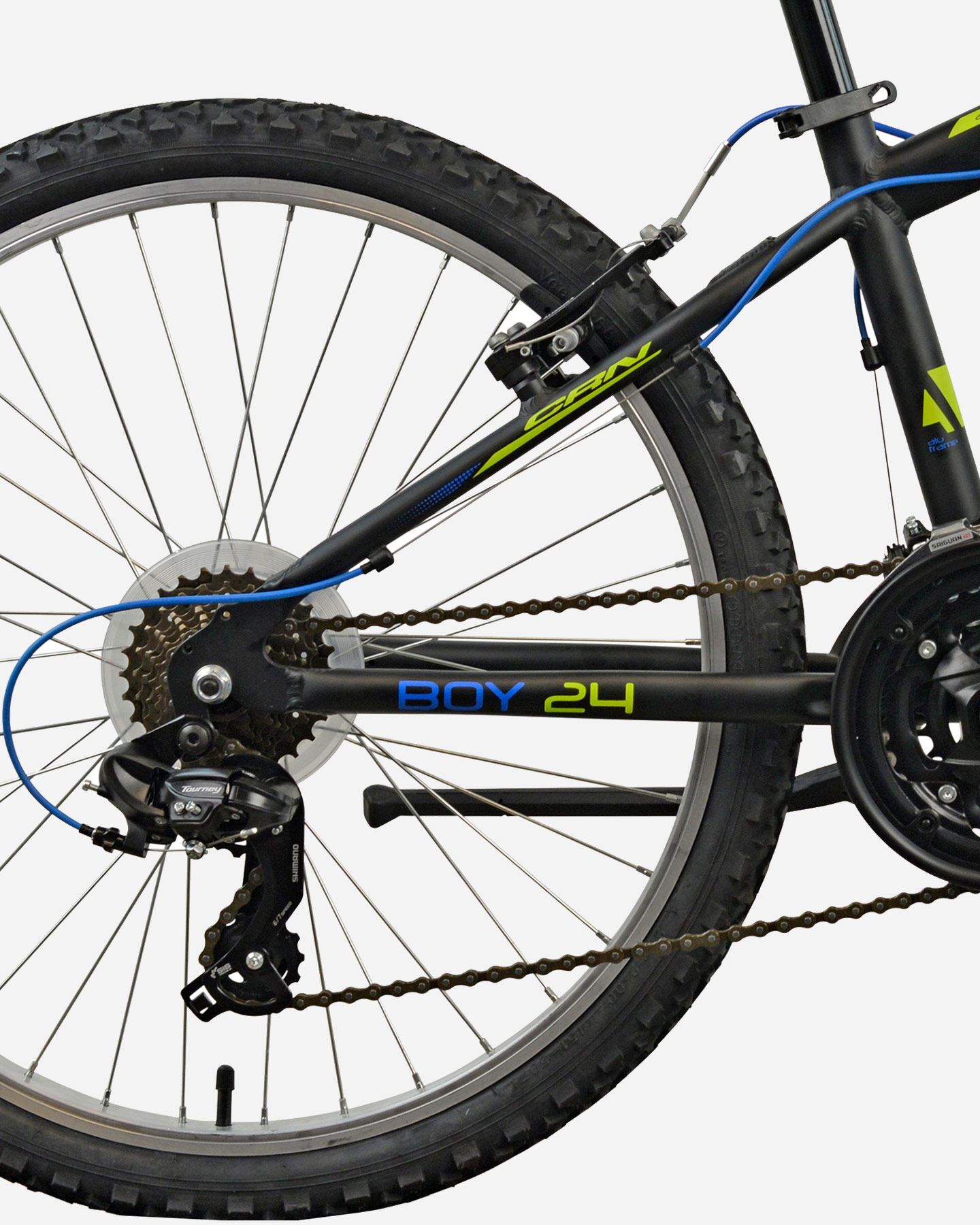 Bici junior CARNIELLI BIKE 24 JR S4081411|1|UNI scatto 1