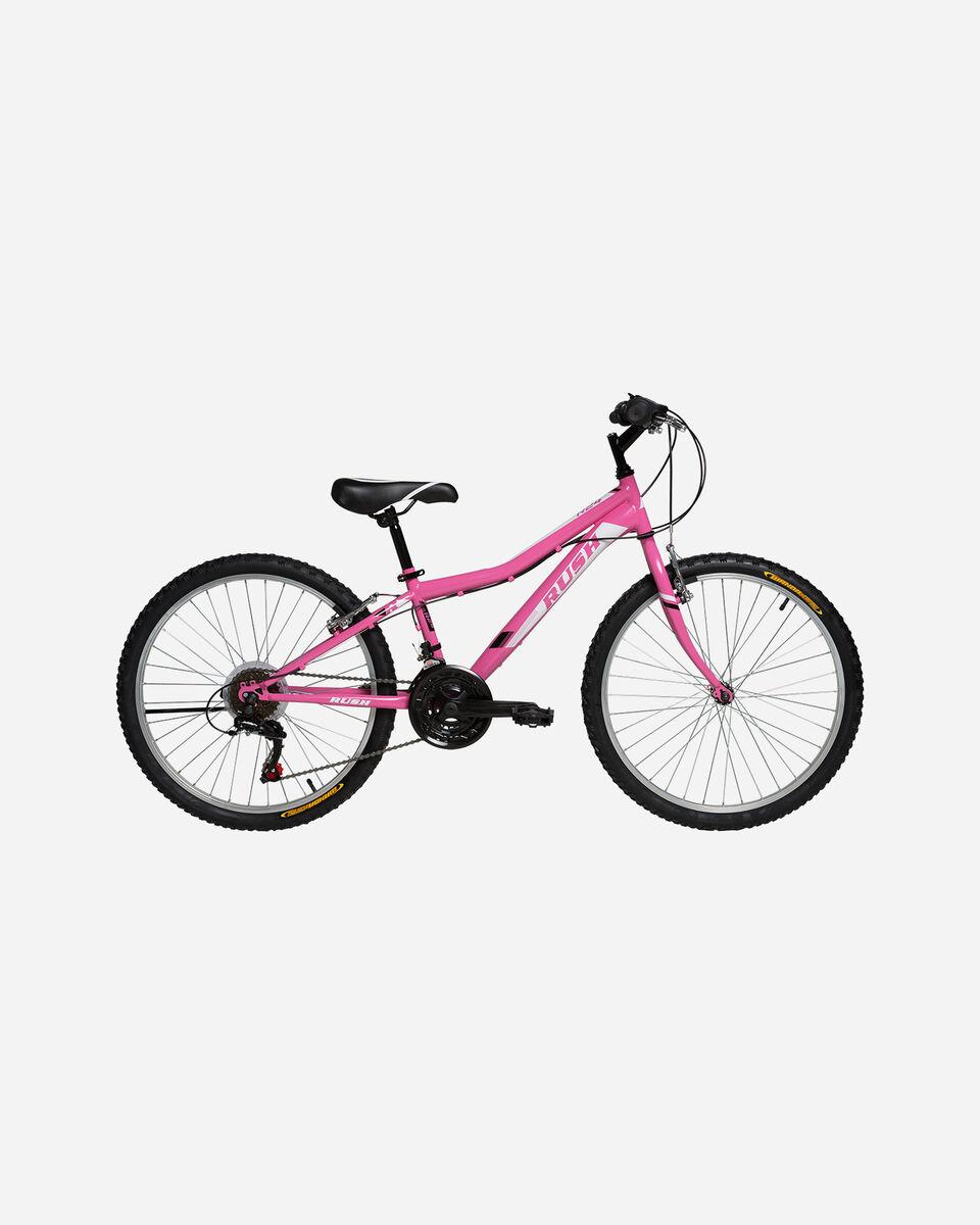 Bici junior RUSH BIKE 24 JR S4081793 1 UNI scatto 0
