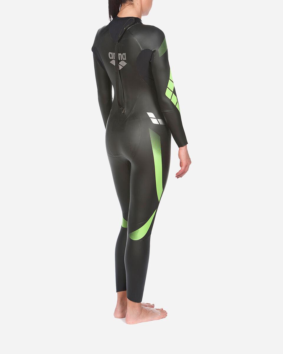 Costume piscina ARENA TRIWET W S4031120 scatto 3
