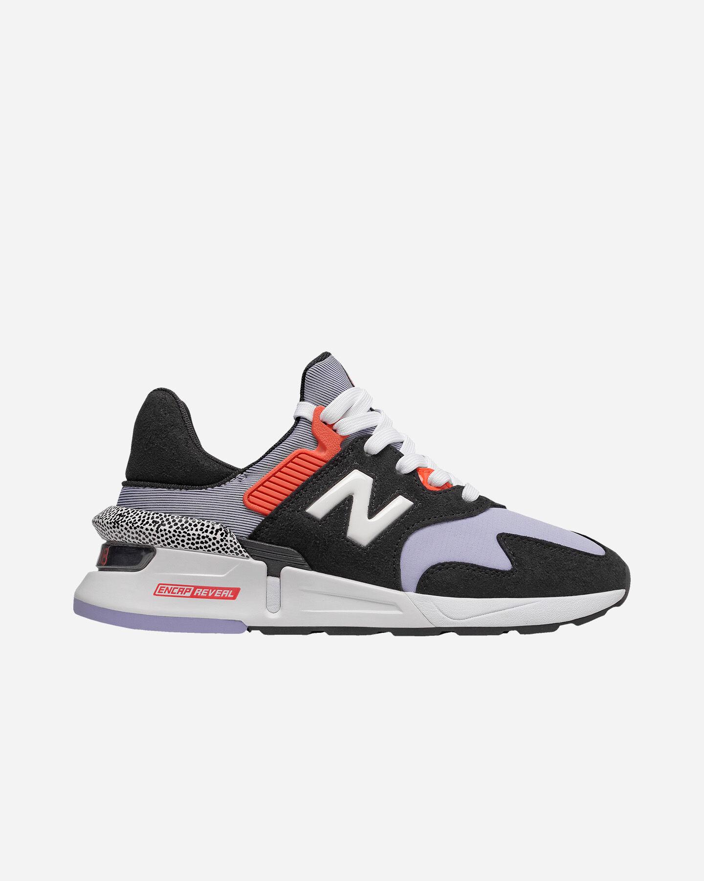 Scarpe sneakers NEW BALANCE 997S W S5122771 scatto 0