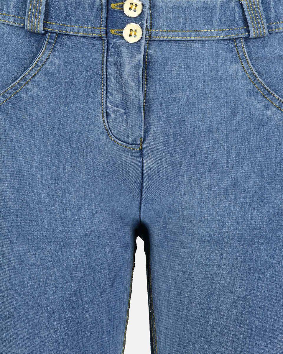 Pantalone FREDDY HIGH WAIST NOW WRUP W S5222778 scatto 3