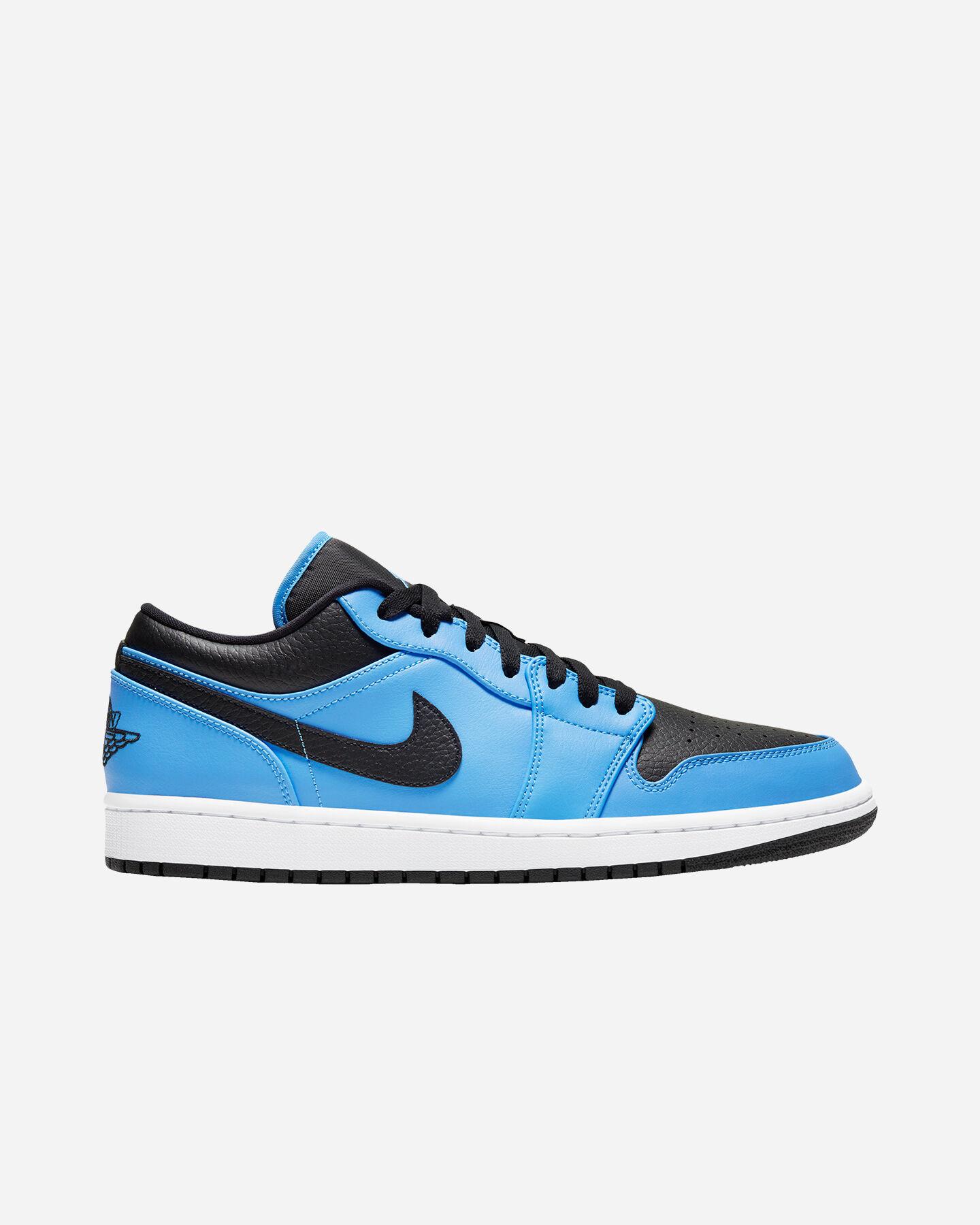 Scarpe sneakers NIKE AIR JORDAN 1 LOW M S5270337 scatto 0