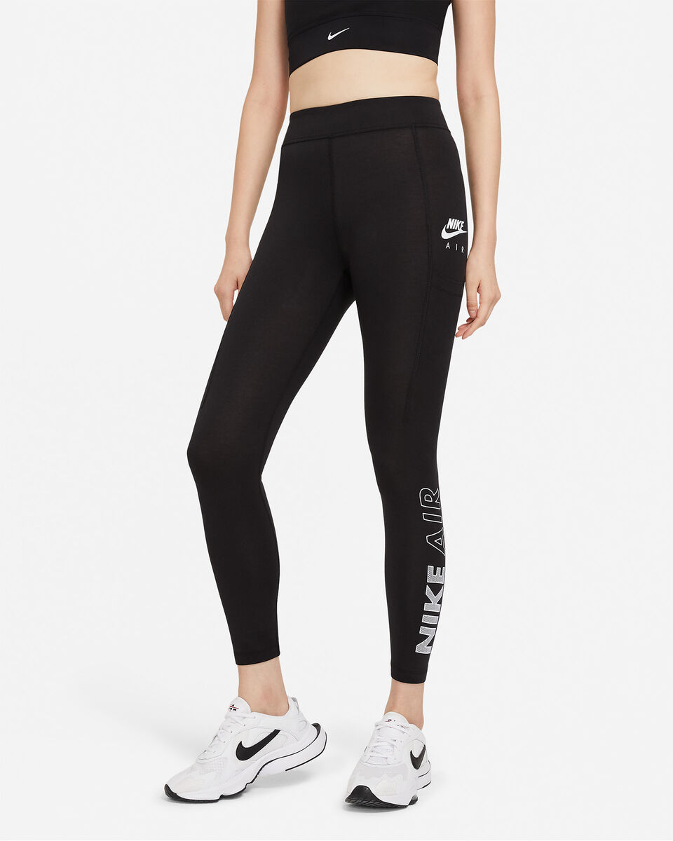 Leggings NIKE JSTRETCH HIGH WAIST W S5270499 scatto 0