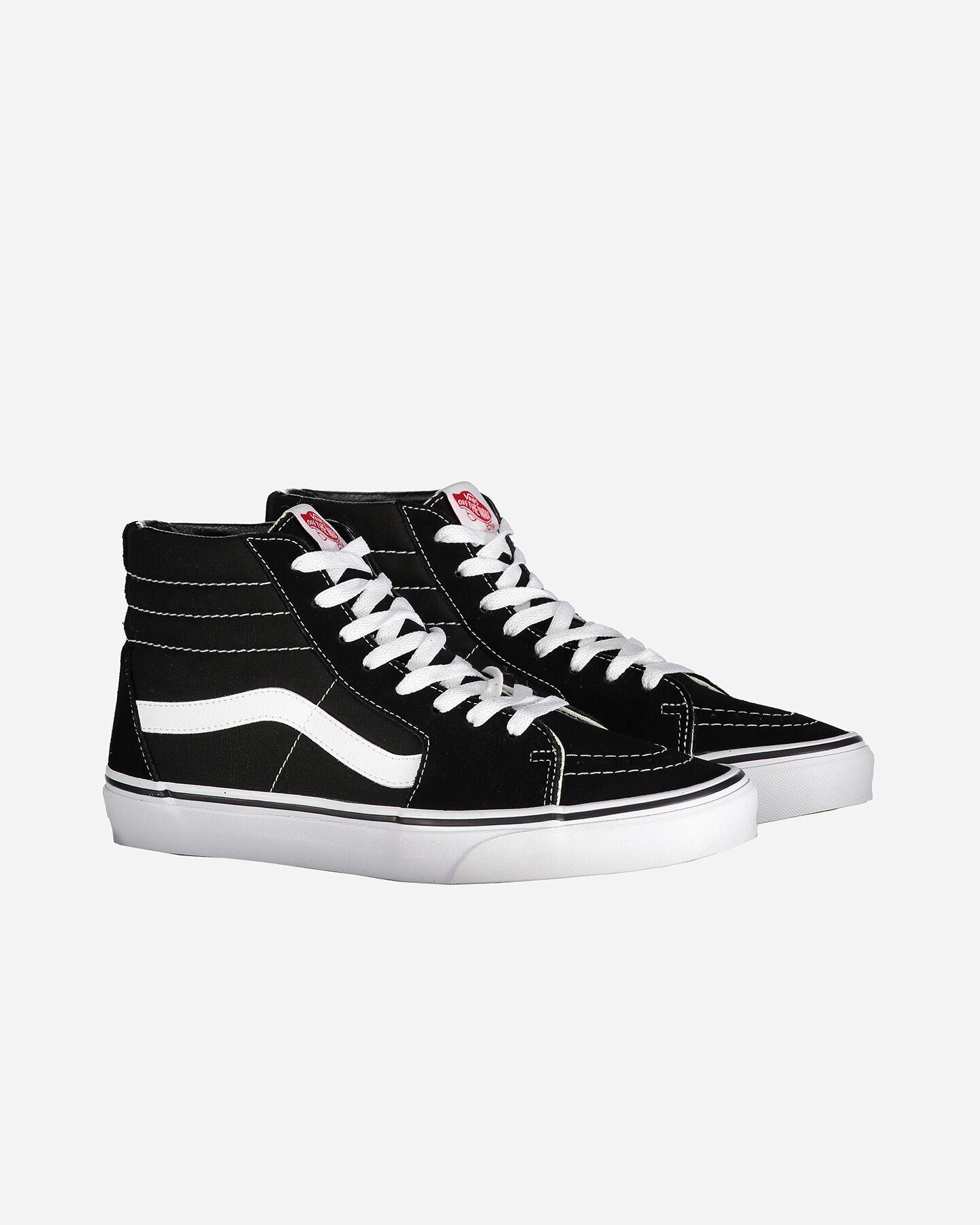Scarpe sneakers VANS SK8-HI M S1322809 scatto 1
