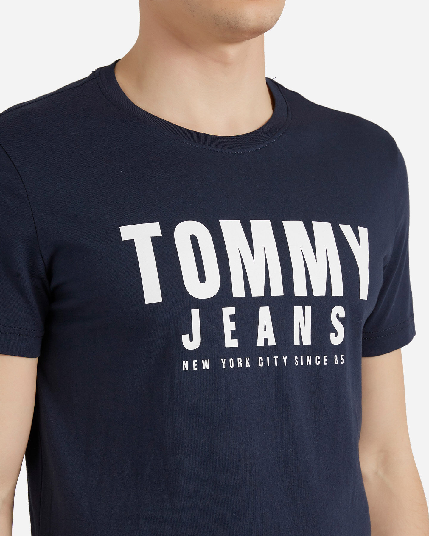 T-Shirt TOMMY HILFIGER CHEST BIG LOGO M S4088729 scatto 4