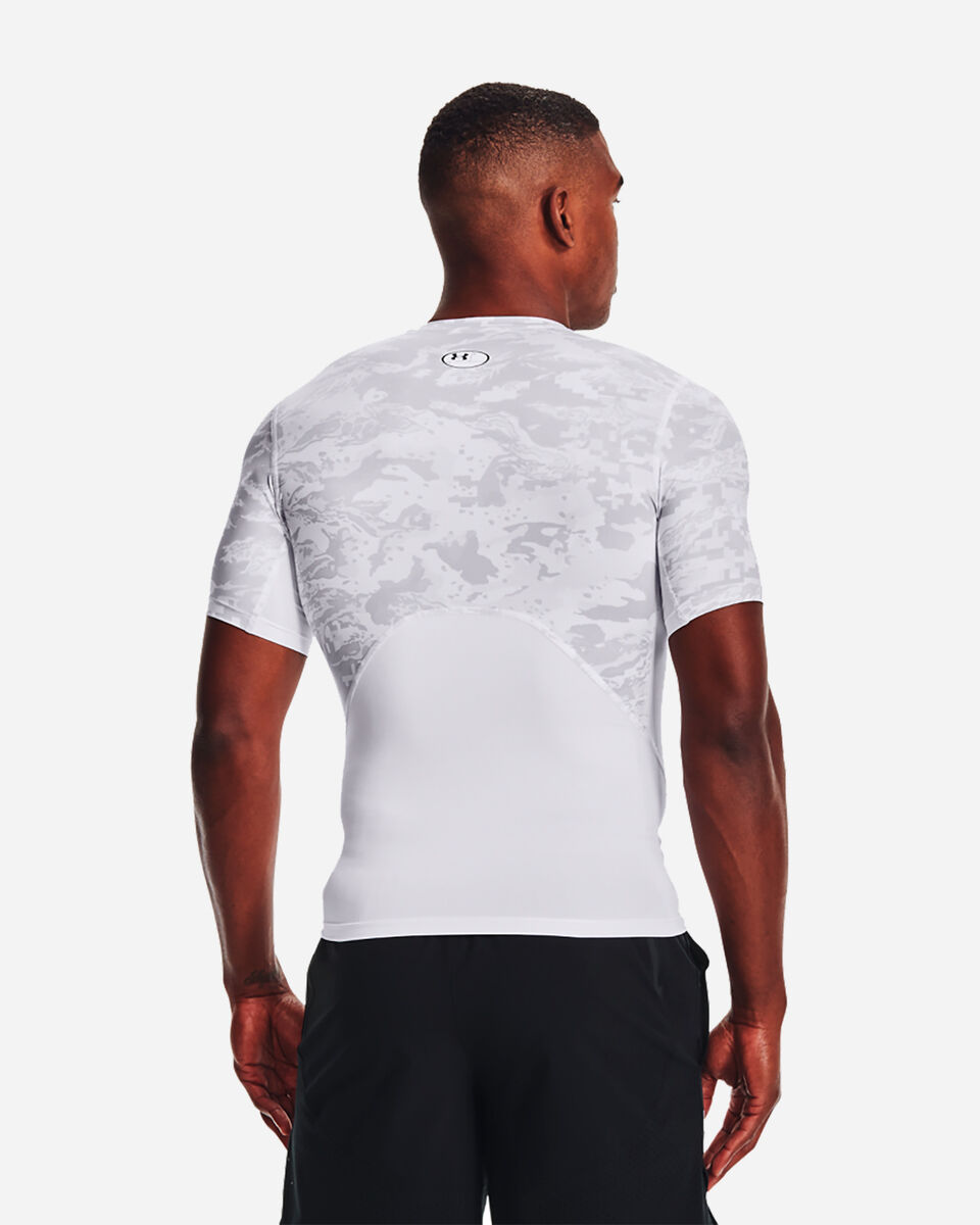 T-Shirt training UNDER ARMOUR HG COMPRESSION SS M S5287283 scatto 1