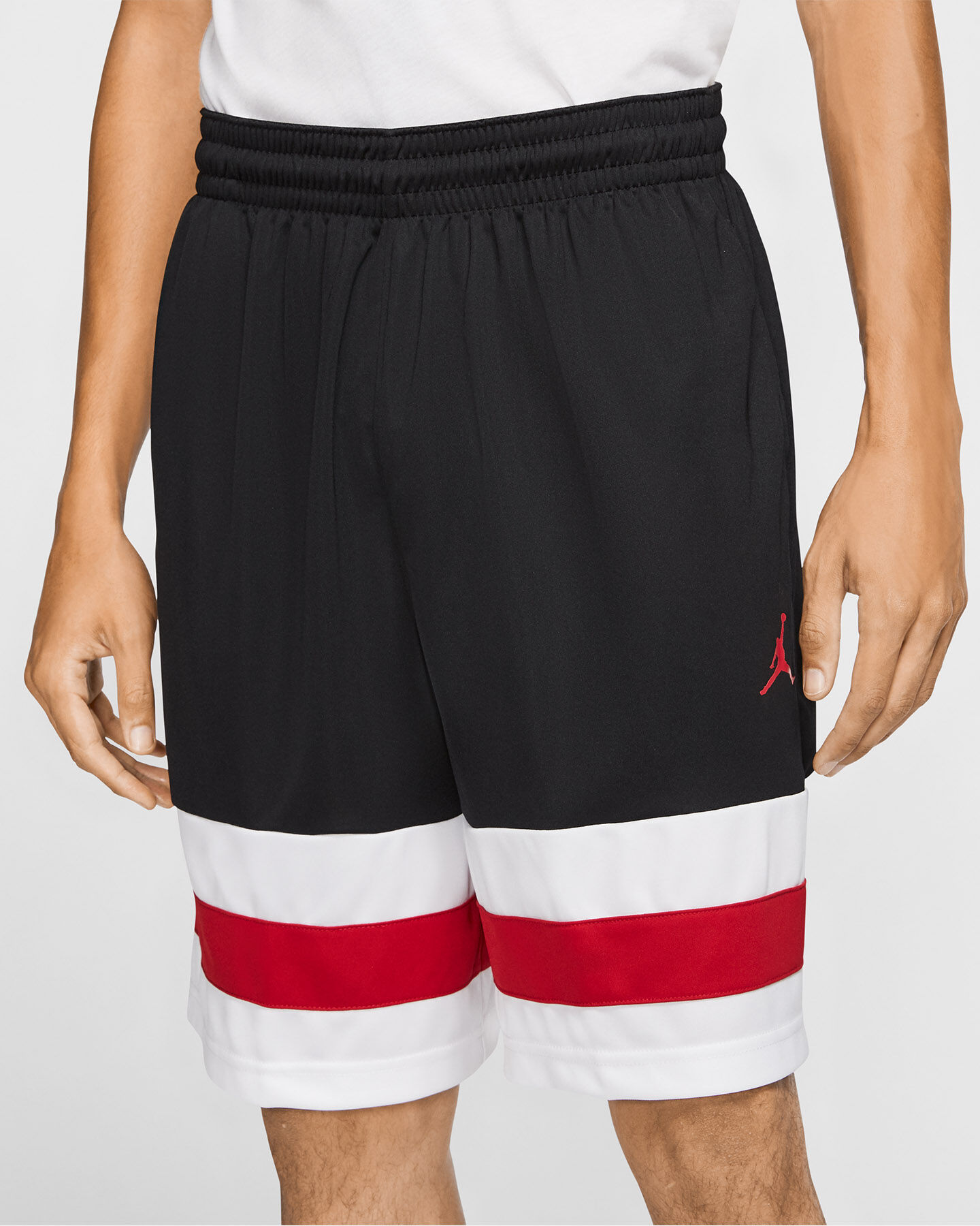 Pantaloncini basket NIKE JORDAN JUMPMAN BBALL M S5163834 scatto 4
