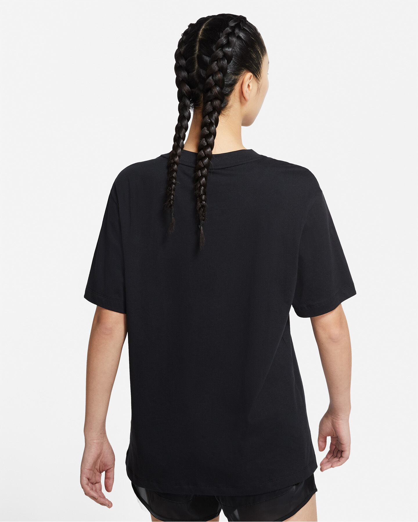 T-Shirt NIKE LONG AIR W S5267655 scatto 1