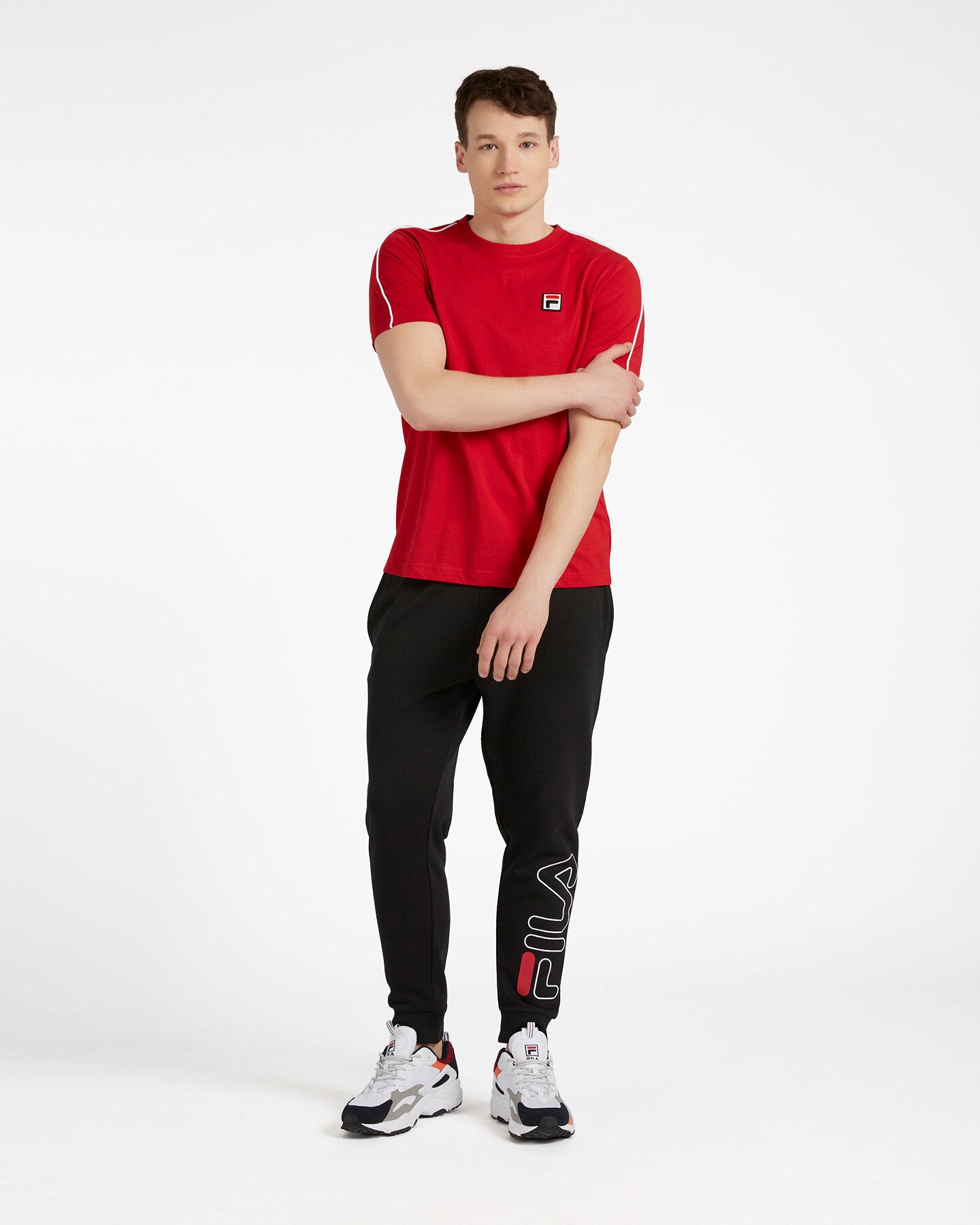 T-Shirt FILA BOX M S4088188 scatto 1