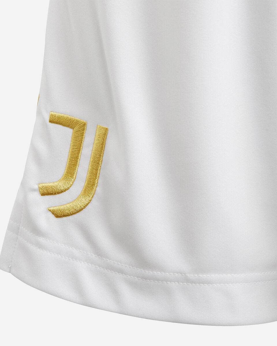 Pantaloncini calcio ADIDAS JUVENTUS HOME 20-21 JR S5153451 scatto 2