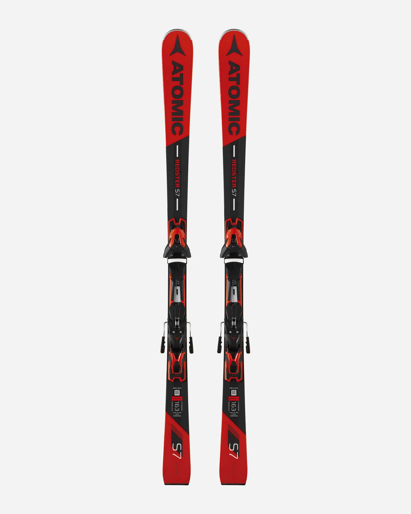 Sci ATOMIC REDSTER S7 + FT 12 GW S5158986 scatto 1