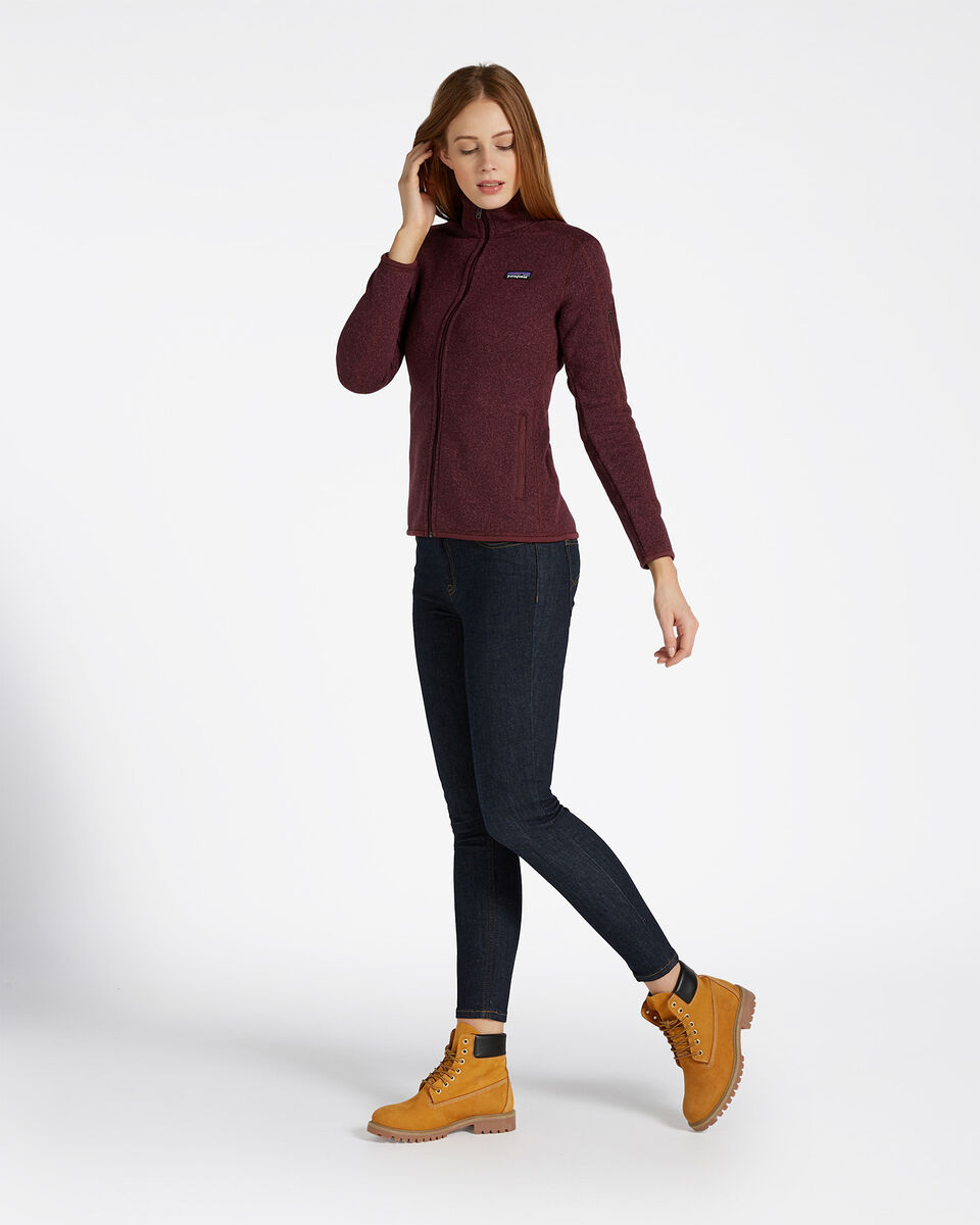 Pile PATAGONIA BETTER SWEATER FLEECE FZ W S4073650 scatto 3