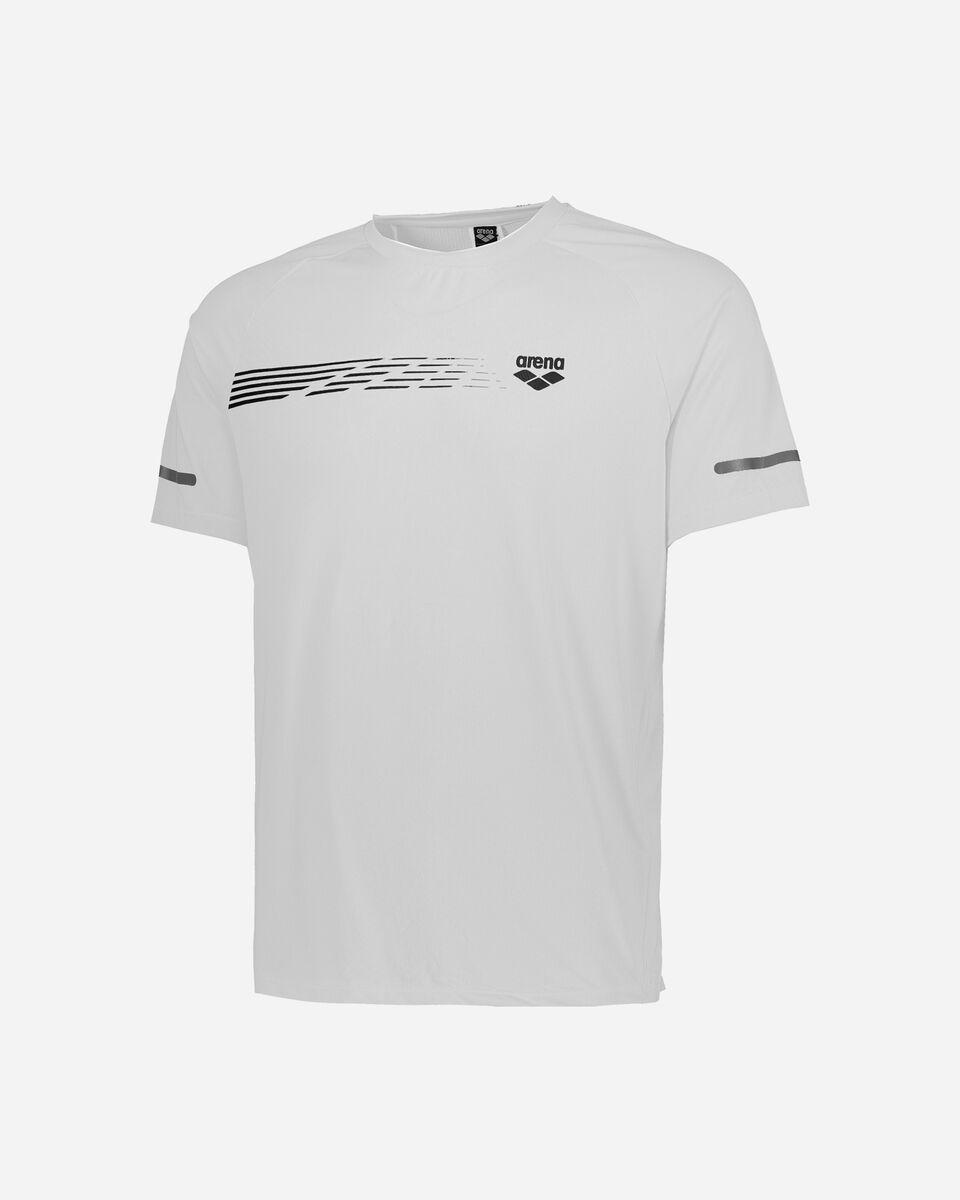 T-Shirt training ARENA BTT GRAPH M S4081317 scatto 0