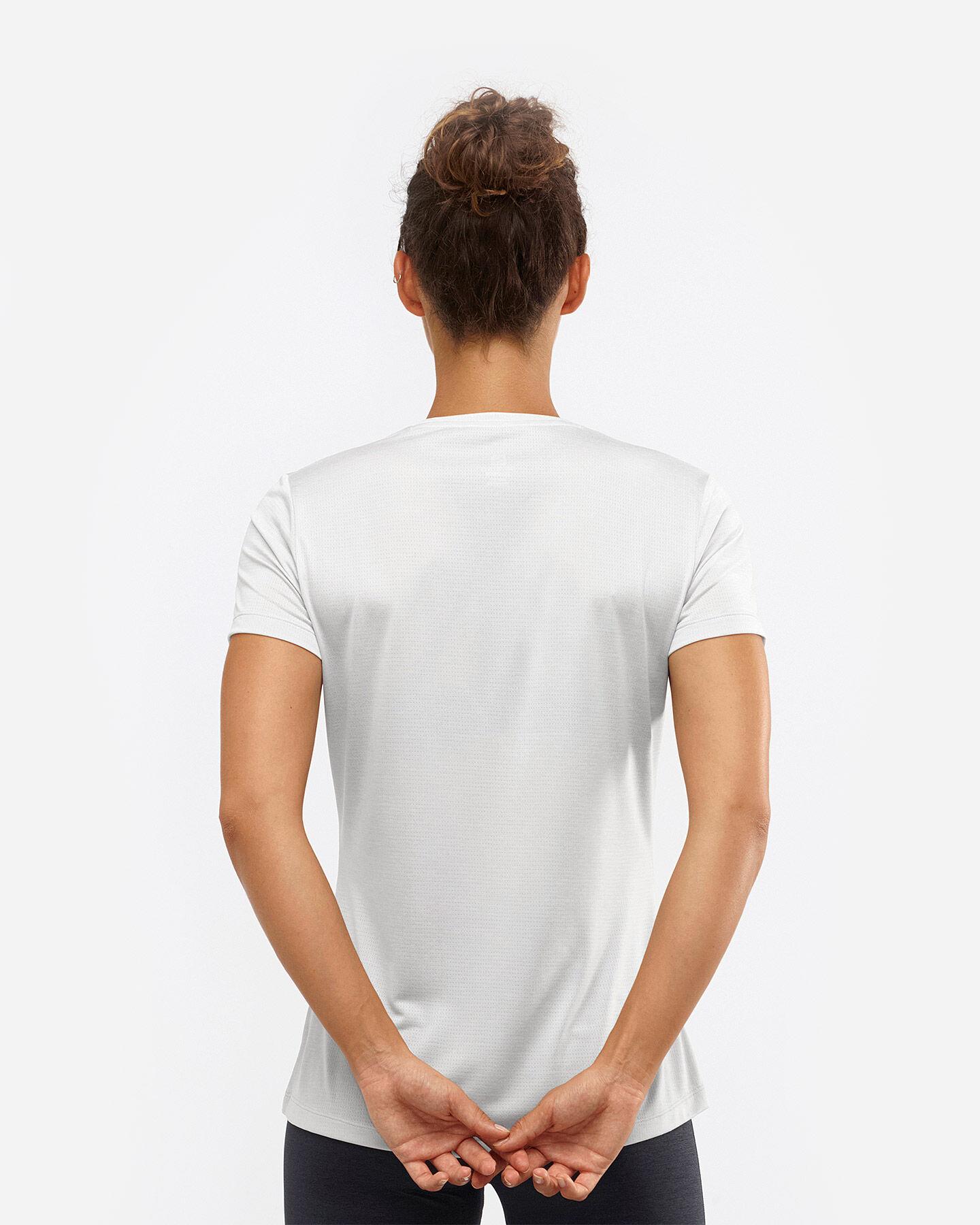 T-Shirt SALOMON AGILE W S5173859 scatto 3