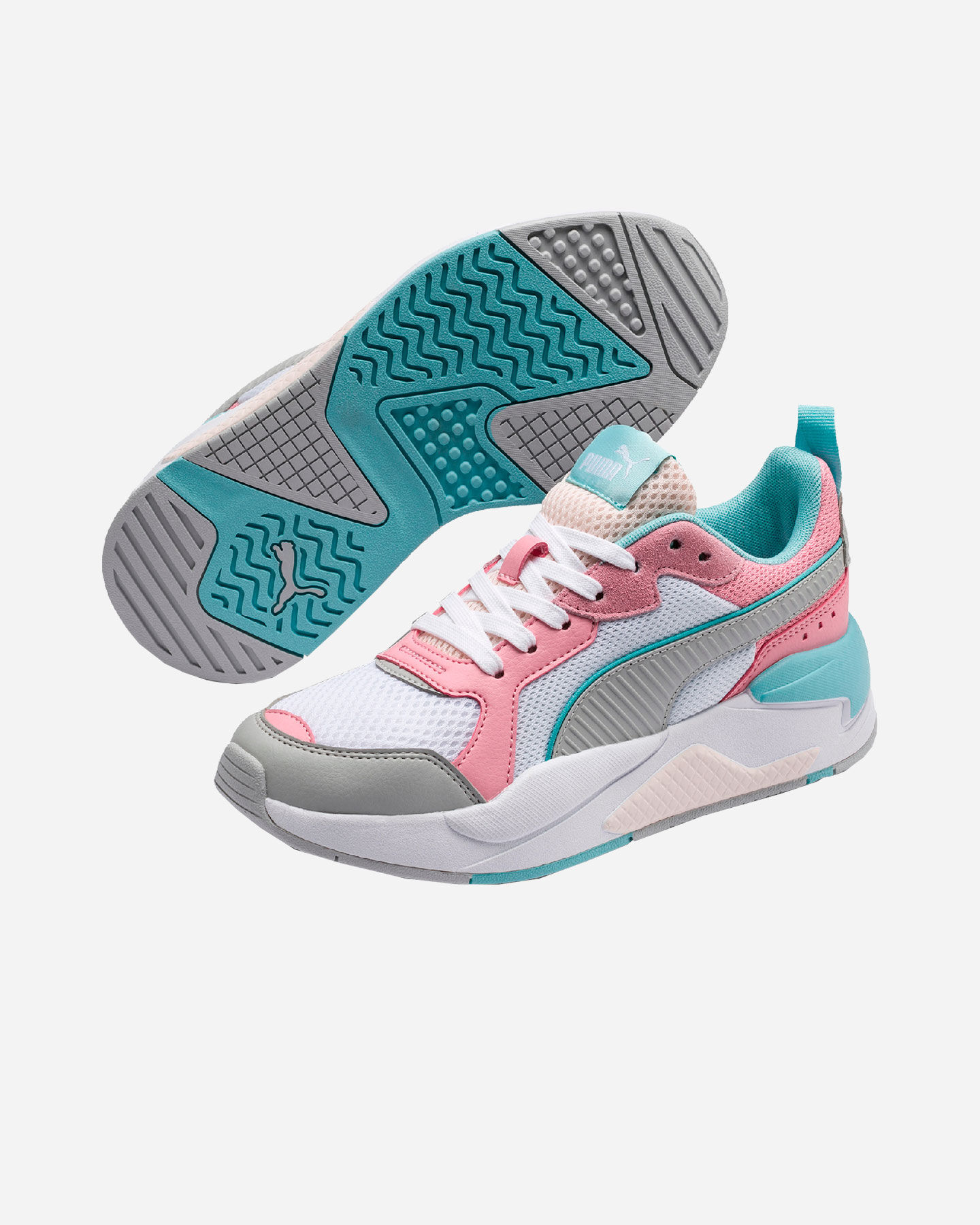 Scarpe sportive PUMA X-RAY JR GS S5172913 scatto 1