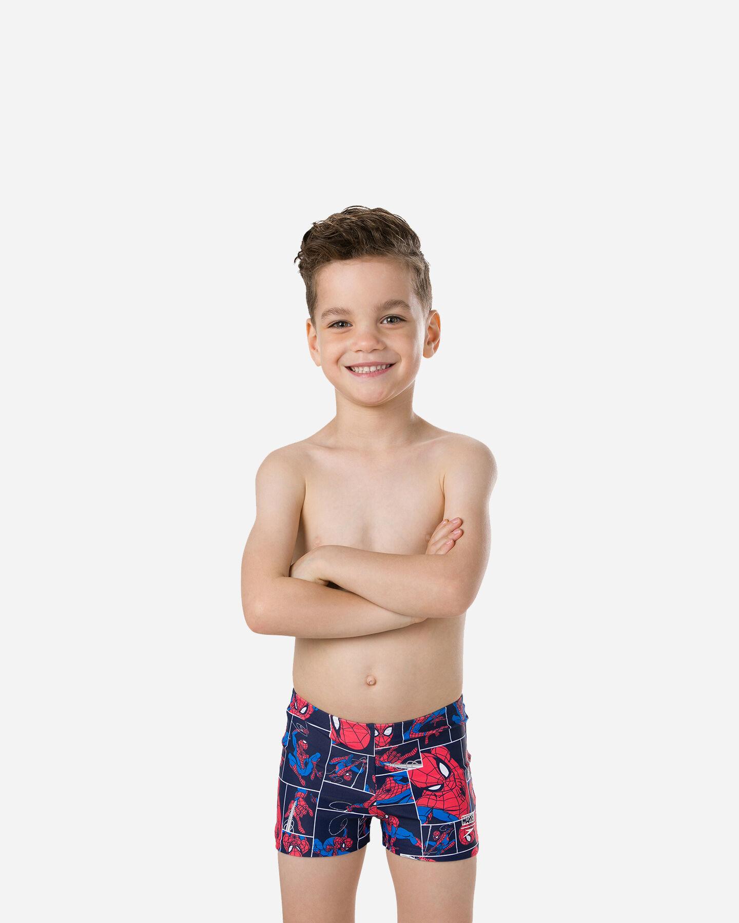 Costume piscina SPEEDO ALLOVER JR S4065332 scatto 2