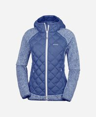 PILE E SOFTSHELL donna COLUMBIA TECHY HYBRID W