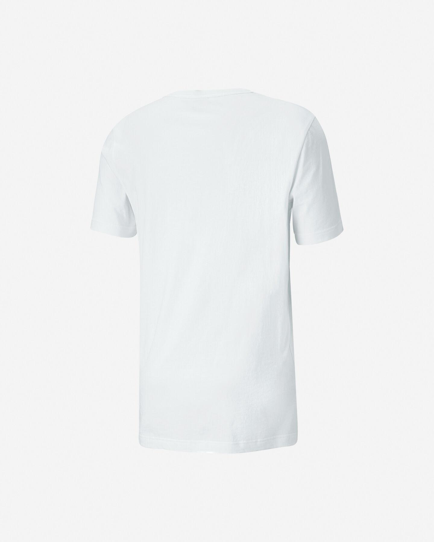 T-Shirt PUMA CLASSIC LOGO M S5235521 scatto 1